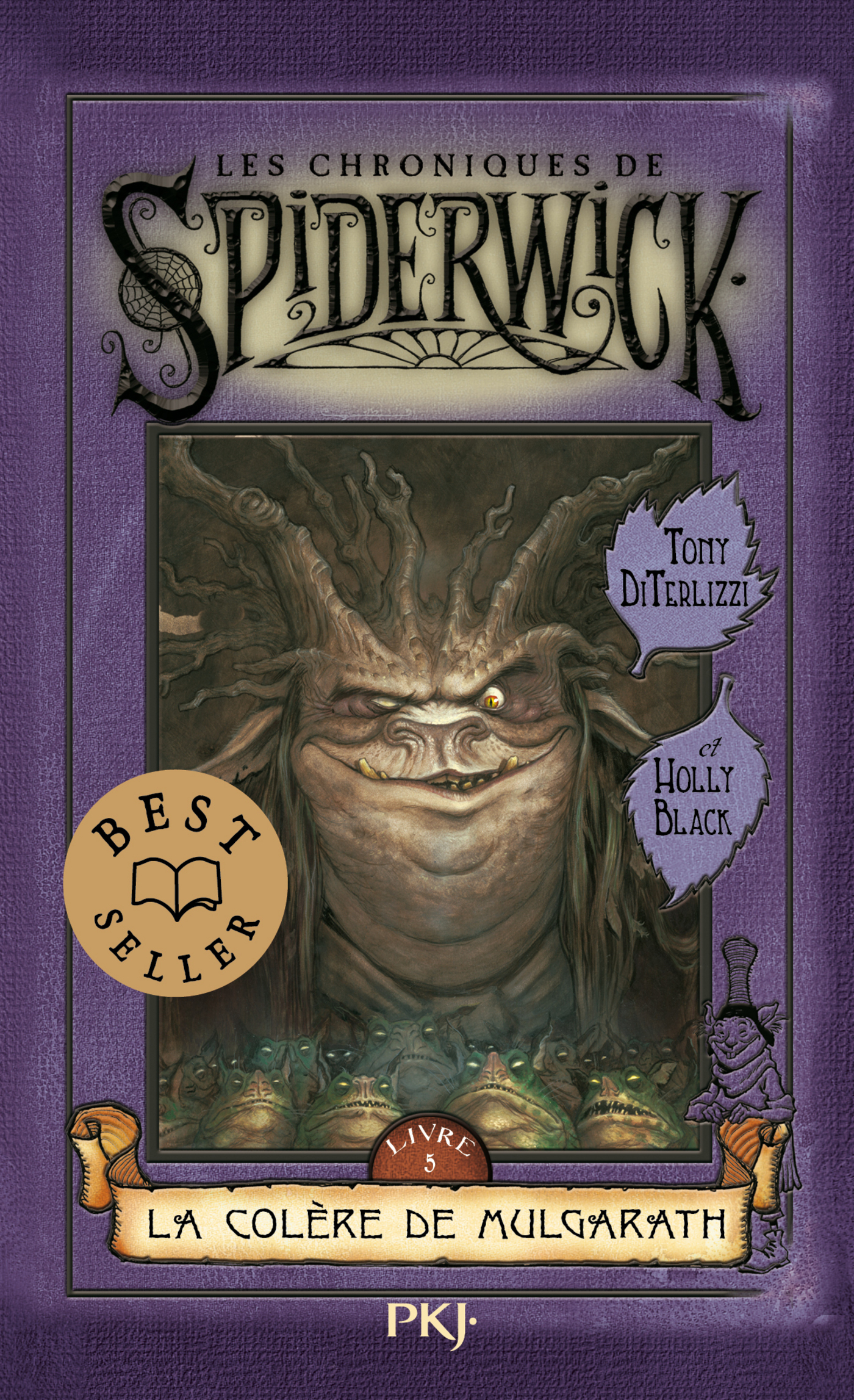 Les chroniques de Spiderwick tome 5