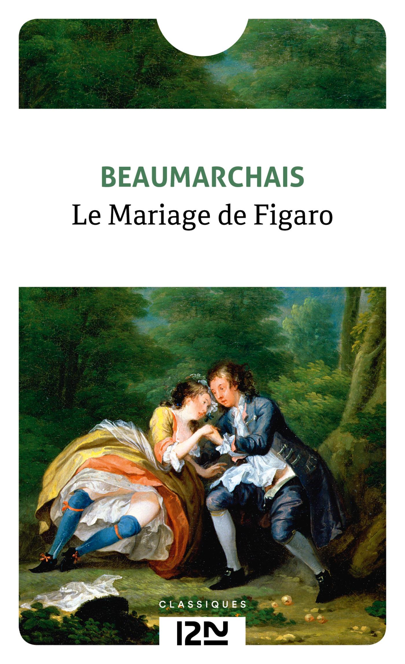 LE MARIAGE DE FIGARO A 1,55 EUROS
