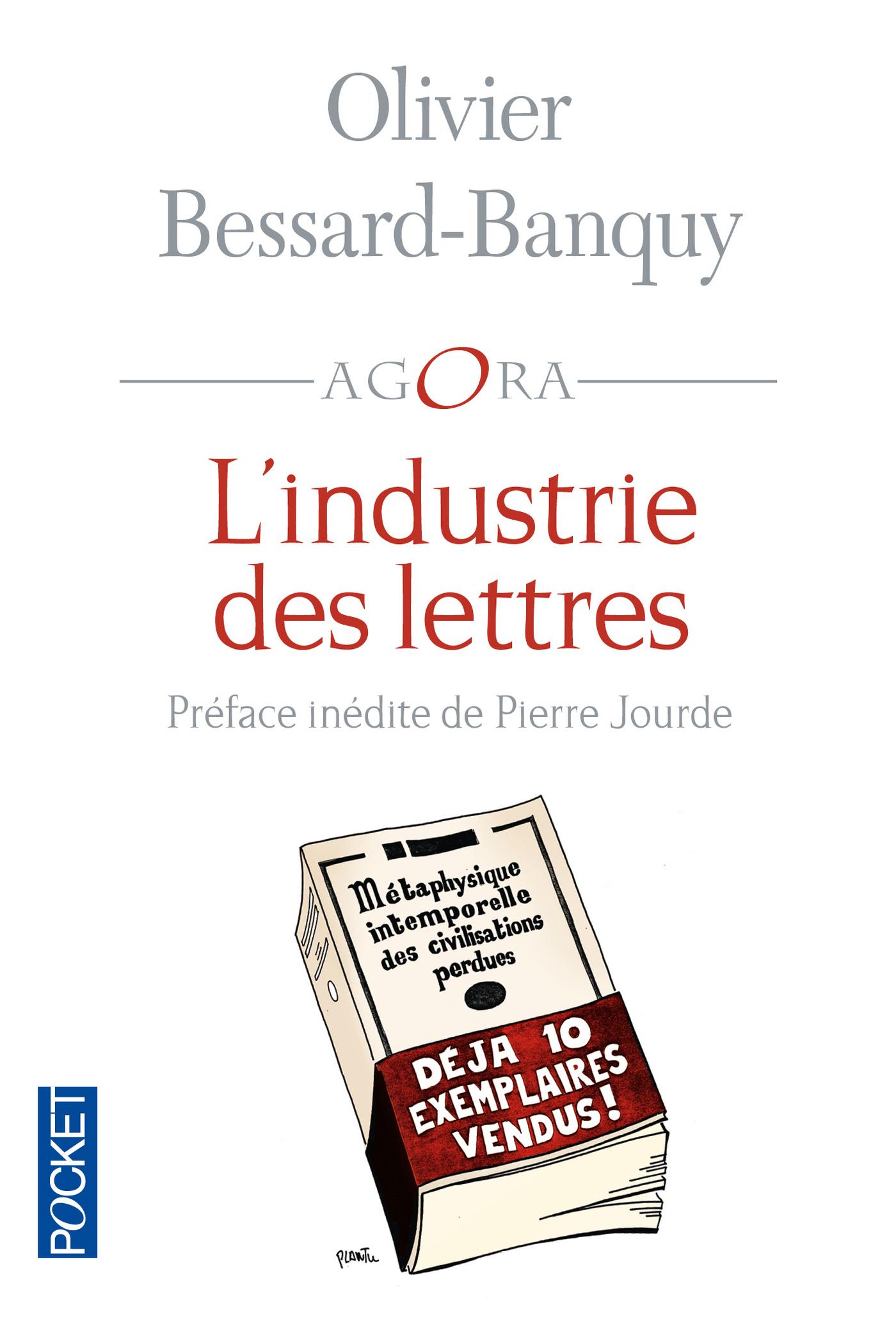 L'industrie des lettres (ebook)