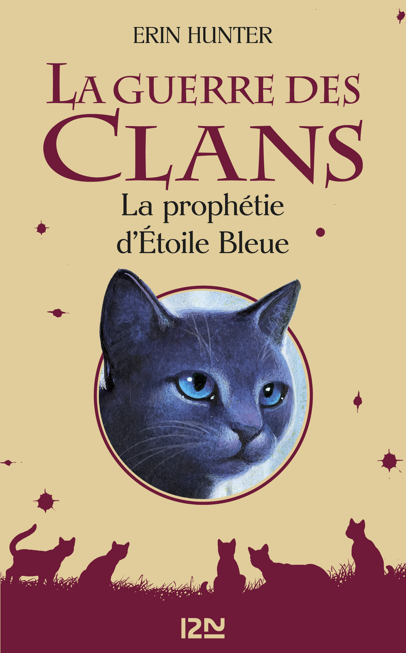 La guerre des clans - La prophétie d'Étoile Bleue