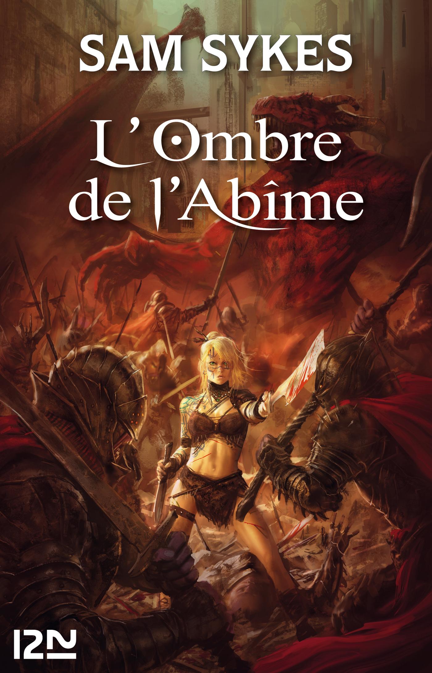 L'ombre de l'abîme (ebook)