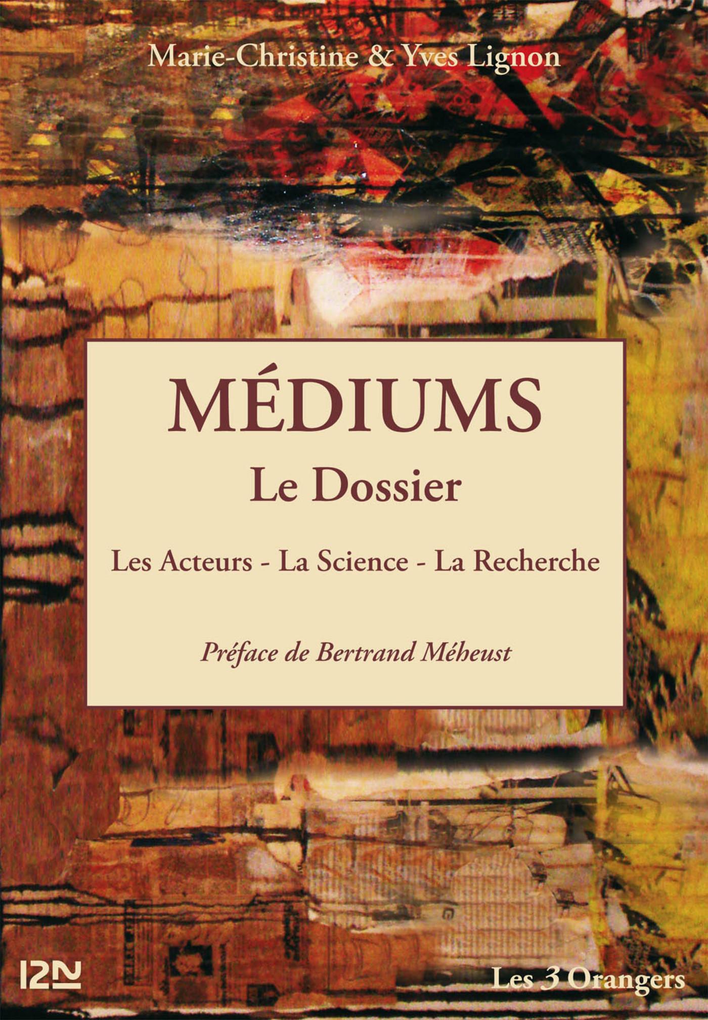 Médiums : le Dossier (ebook)