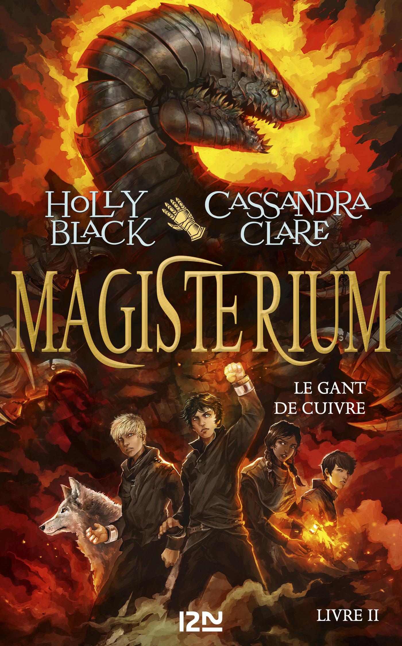 2. Magisterium : Le gant de cuivre (ebook)