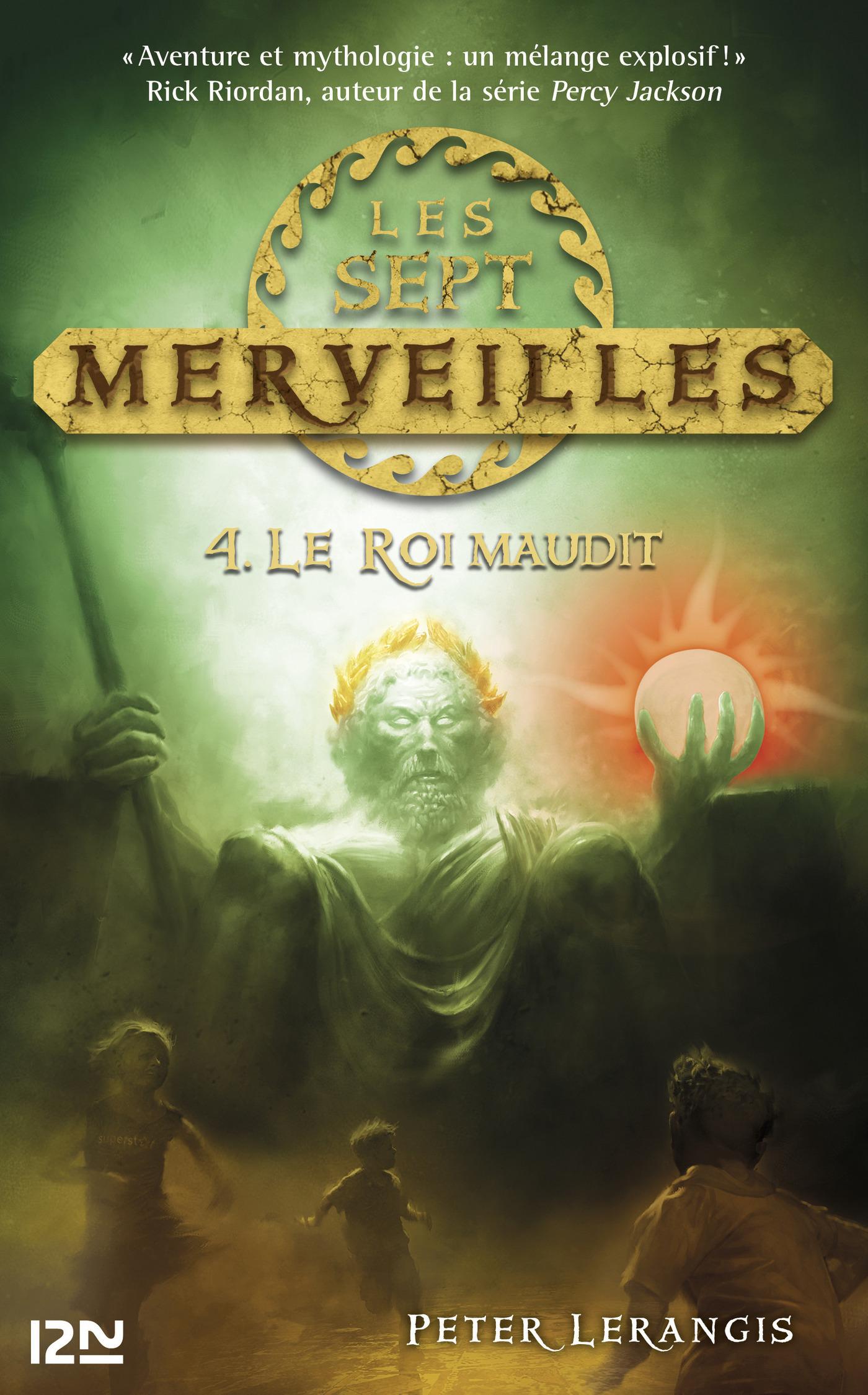 Les sept merveilles - tome 4