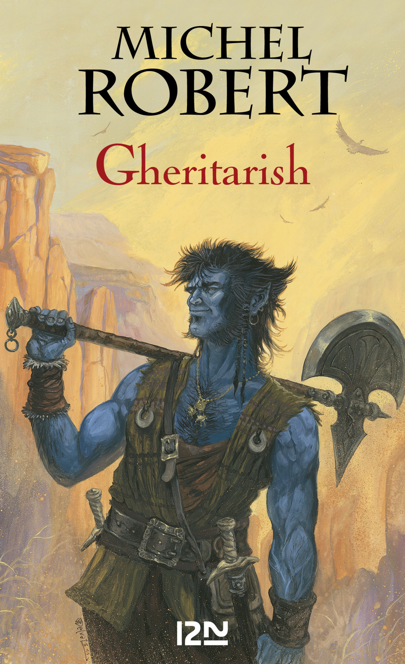 Gheritarish (ebook)
