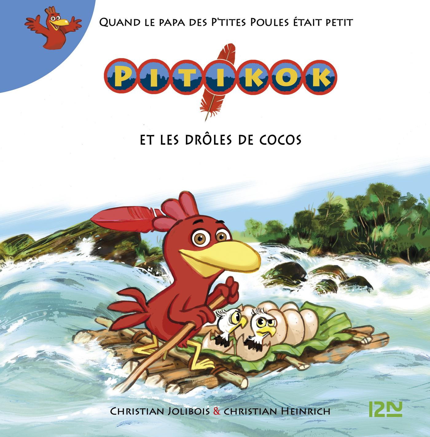 Pitikok et les drôles de cocos