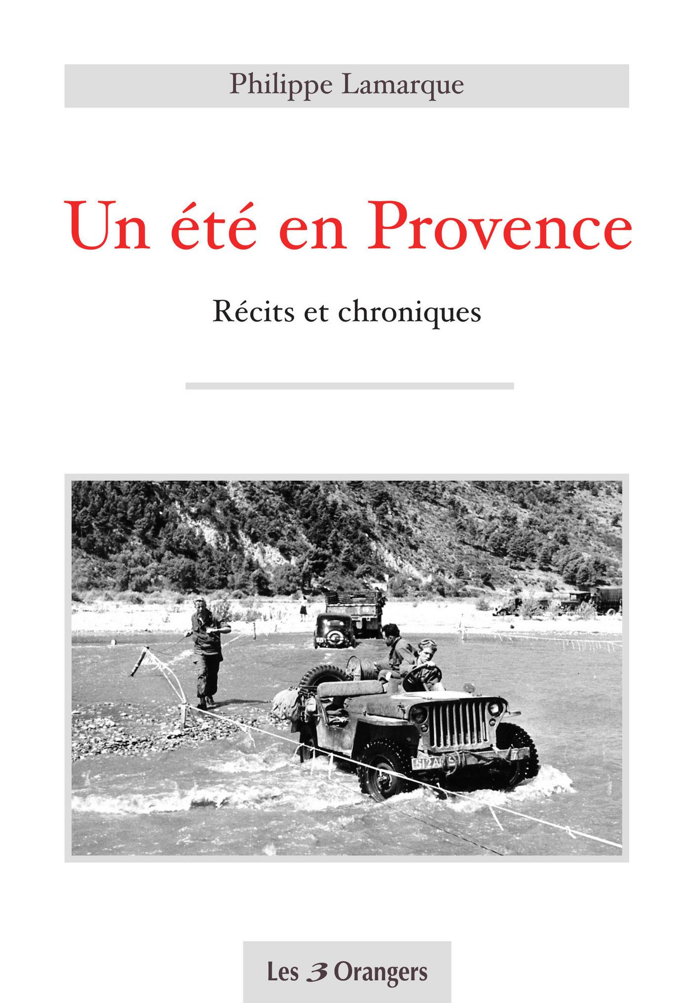 Un été en Provence - Récits et chroniques (ebook)