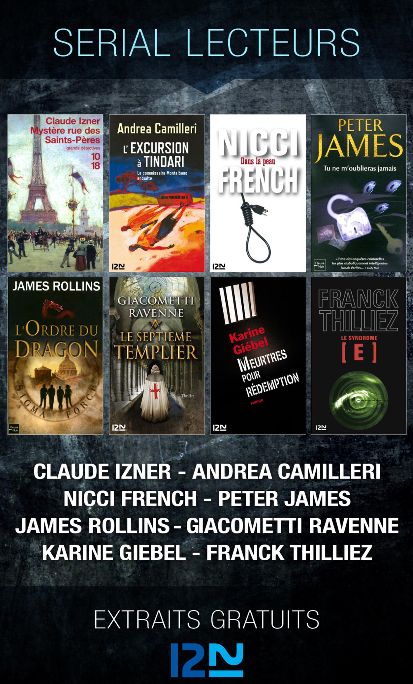 Serial lecteurs - 2013 (ebook)