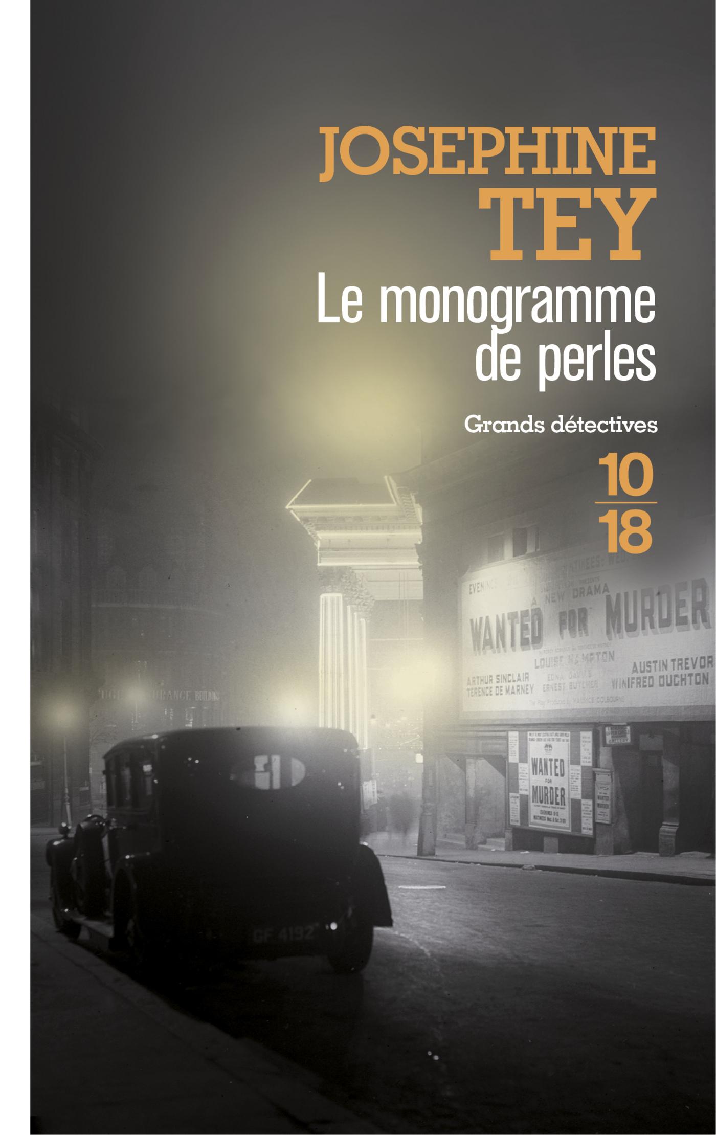 Le monogramme de perles (ebook)