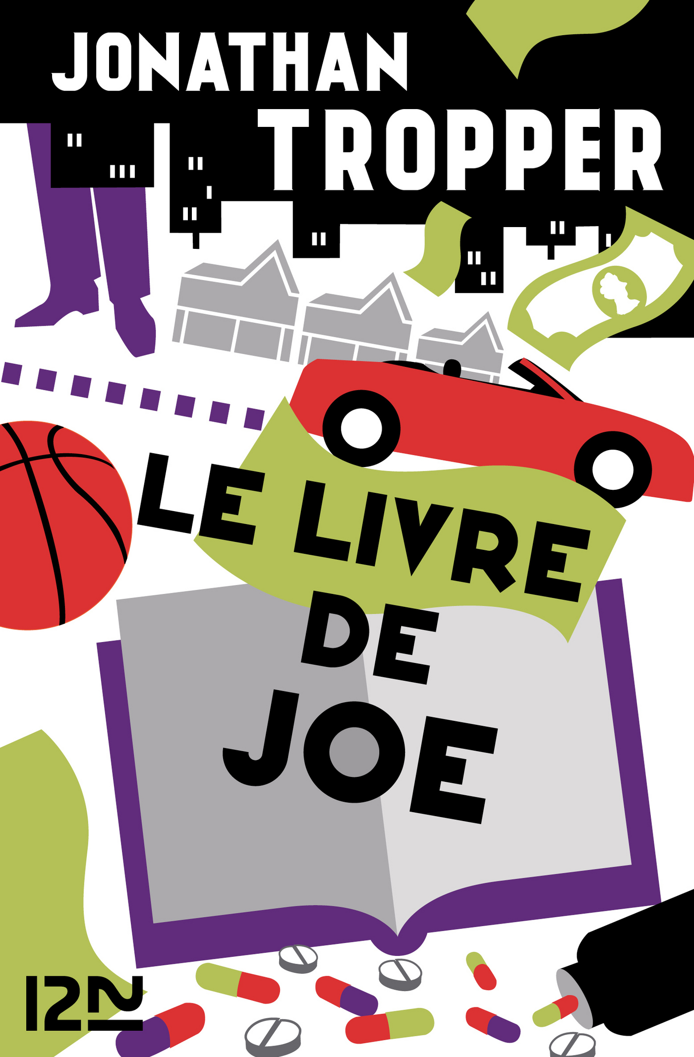 Le livre de Joe (ebook)