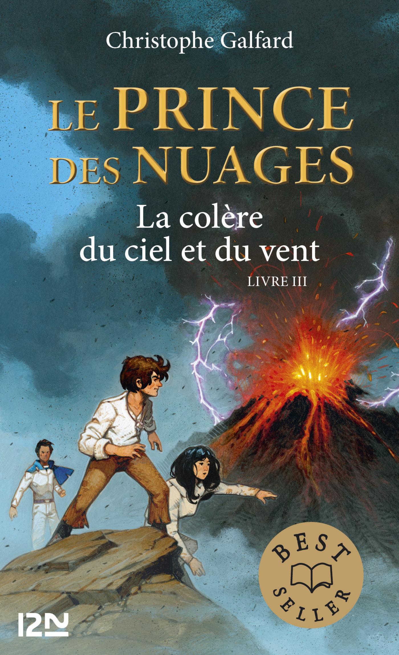 Le Prince des Nuages tome 3, LA COLÈRE DU CIEL ET DU VENT