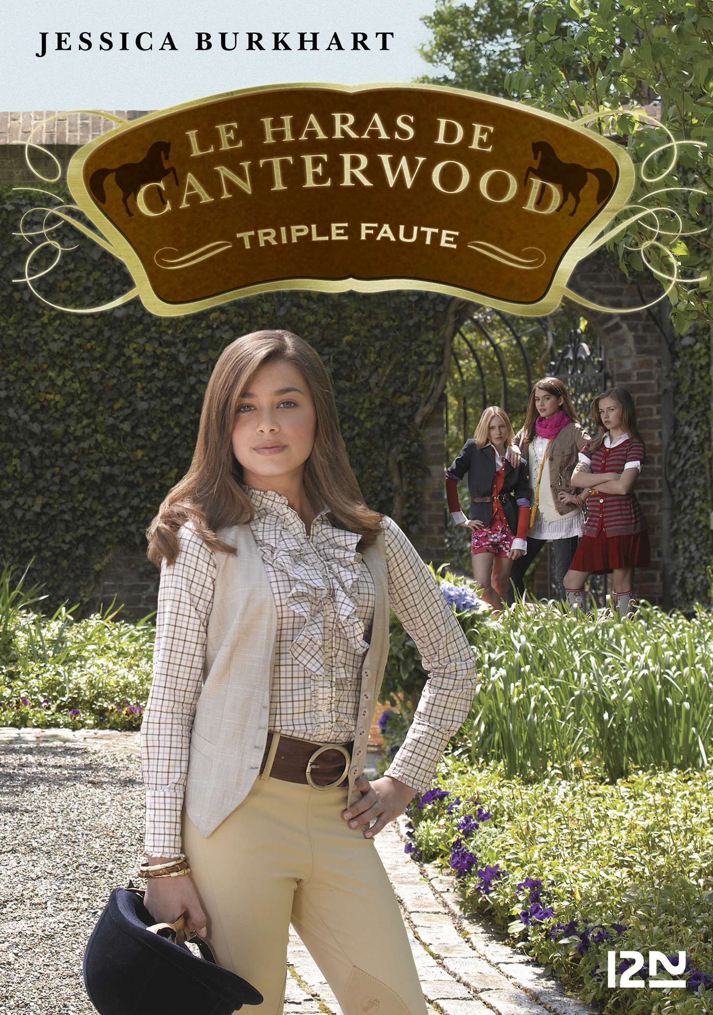 Le haras de Canterwood : tome 4 - Triple Faute