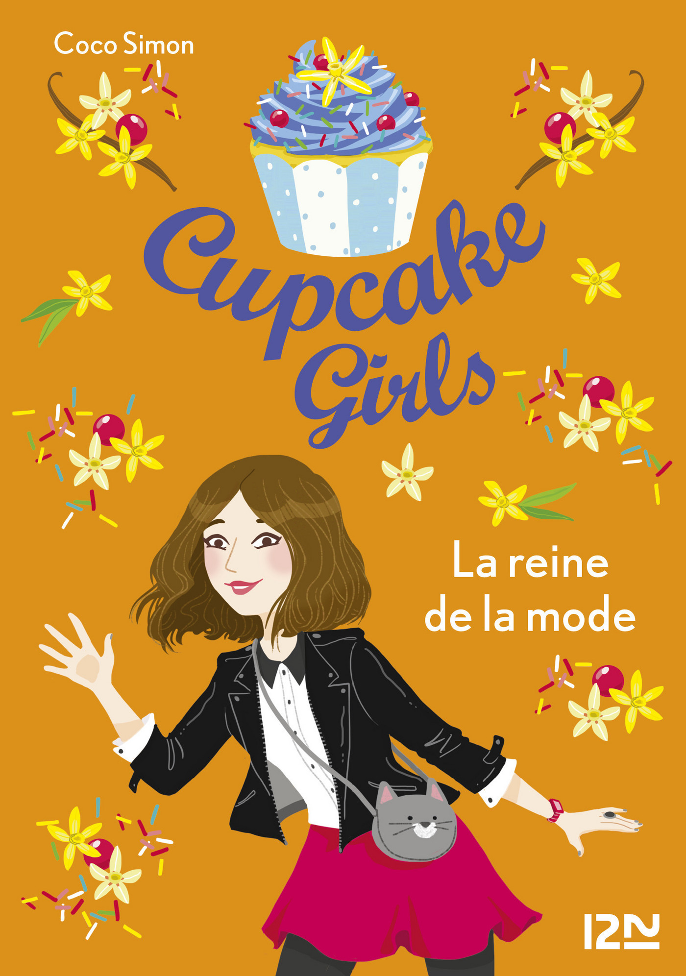 Cupcake Girls - tome 2, LA REINE DE LA MODE