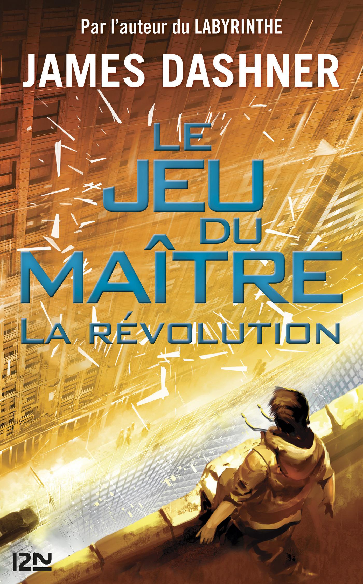 Le Jeu du maître - tome 2 : La révolution