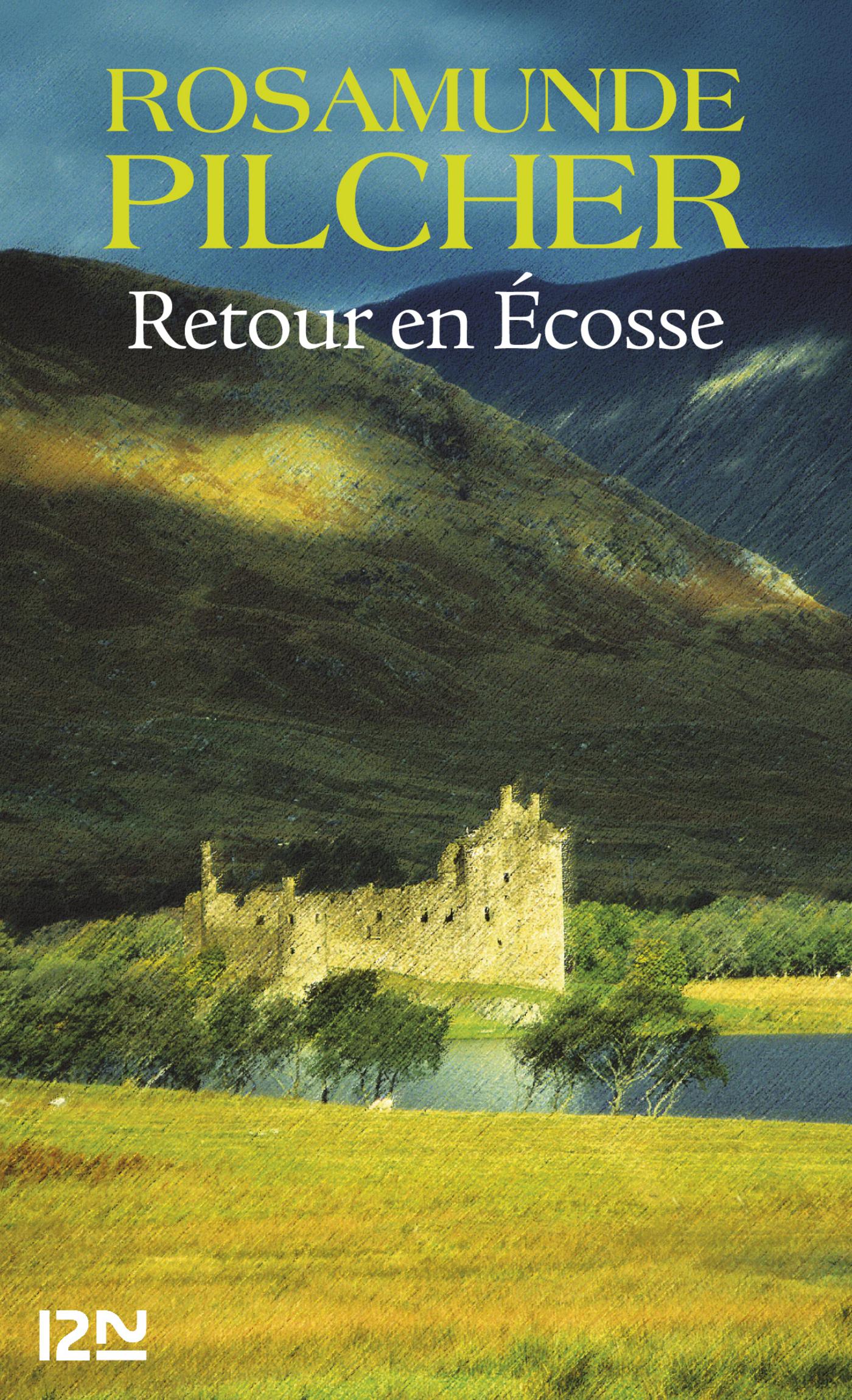 Retour en Ecosse (ebook)