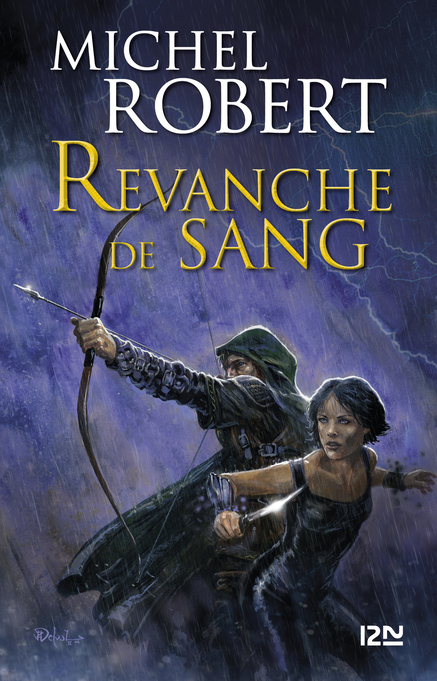 Revanche de sang (ebook)