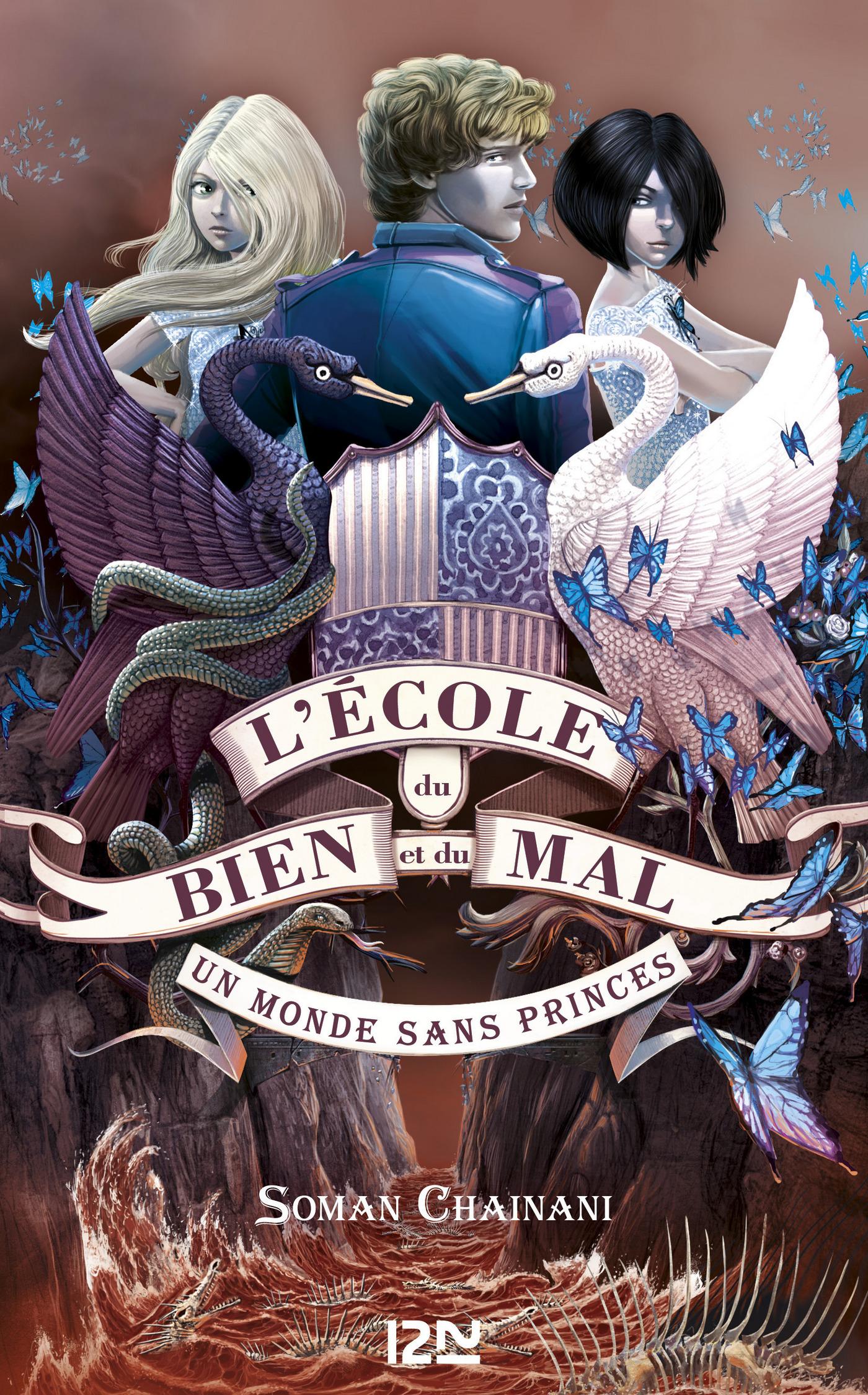 L'école du Bien et du Mal - tome 2 (ebook)