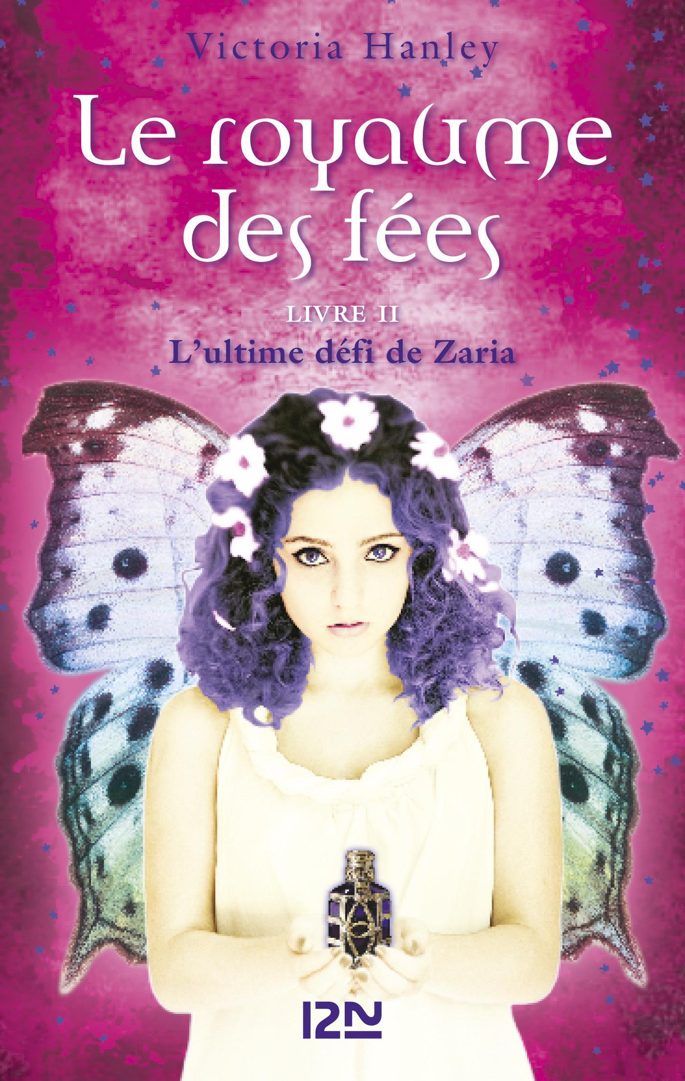 Le royaume des fées, tome 2 : Le défi de Zaria (ebook)
