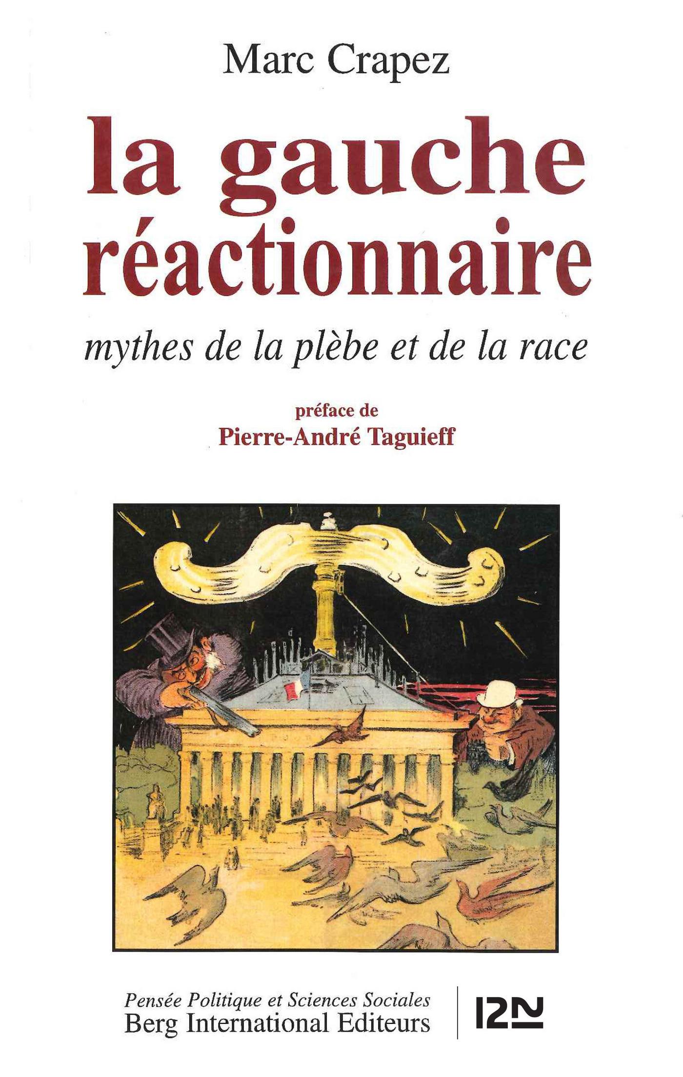 La gauche réactionnaire (ebook)
