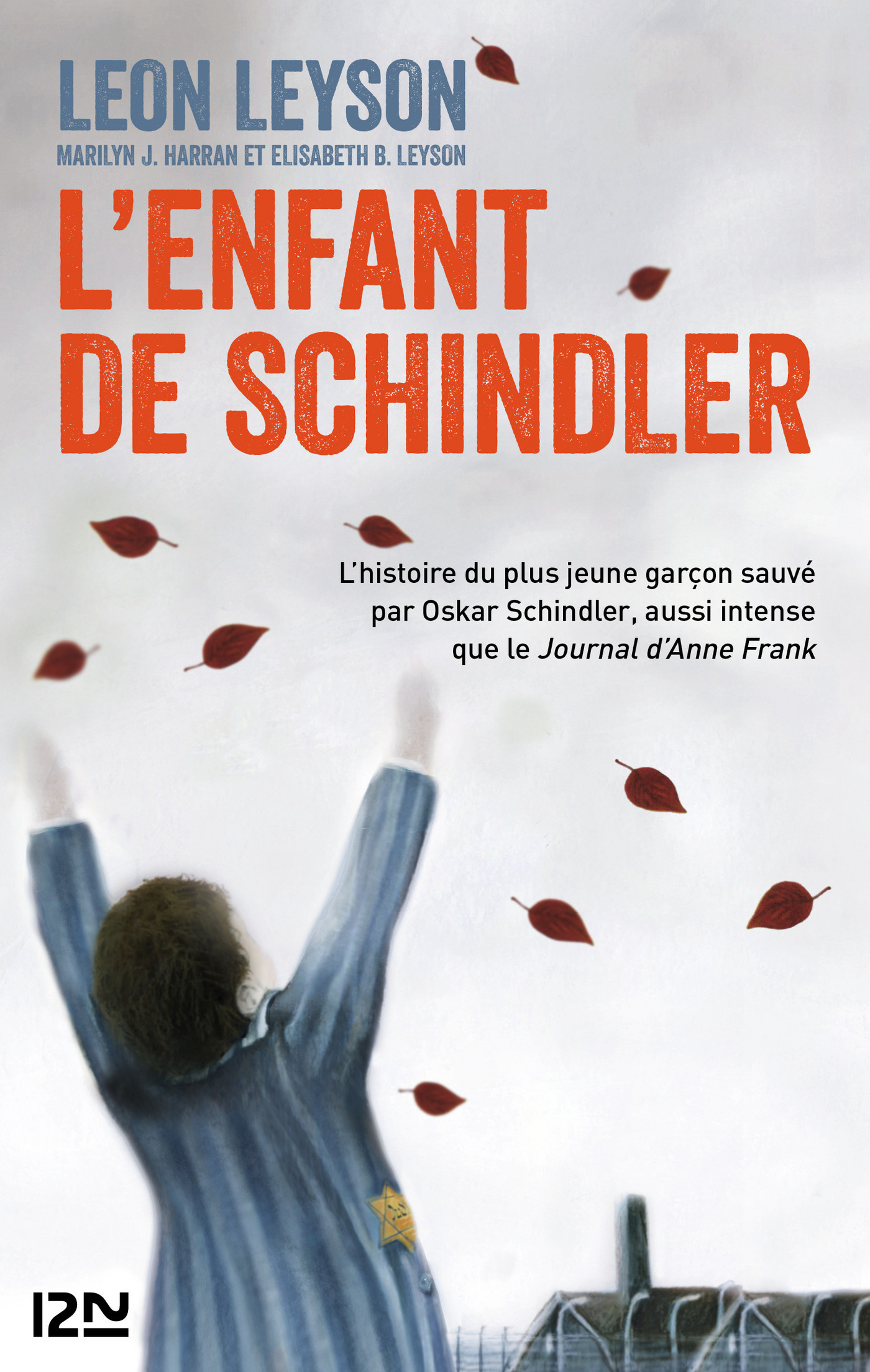 L'enfant de Schindler (ebook)