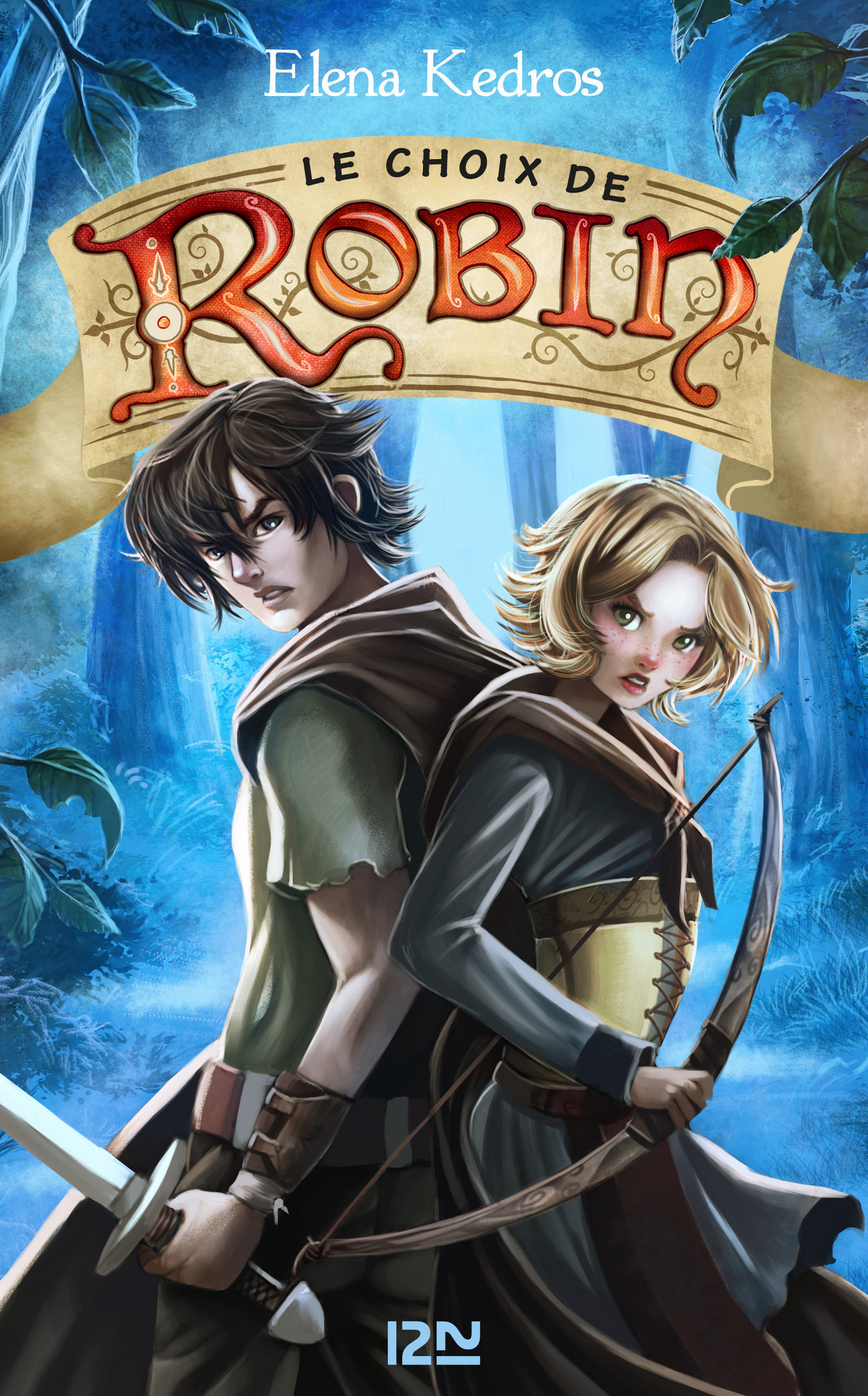 Le Choix de Robin - tome 2 (ebook)
