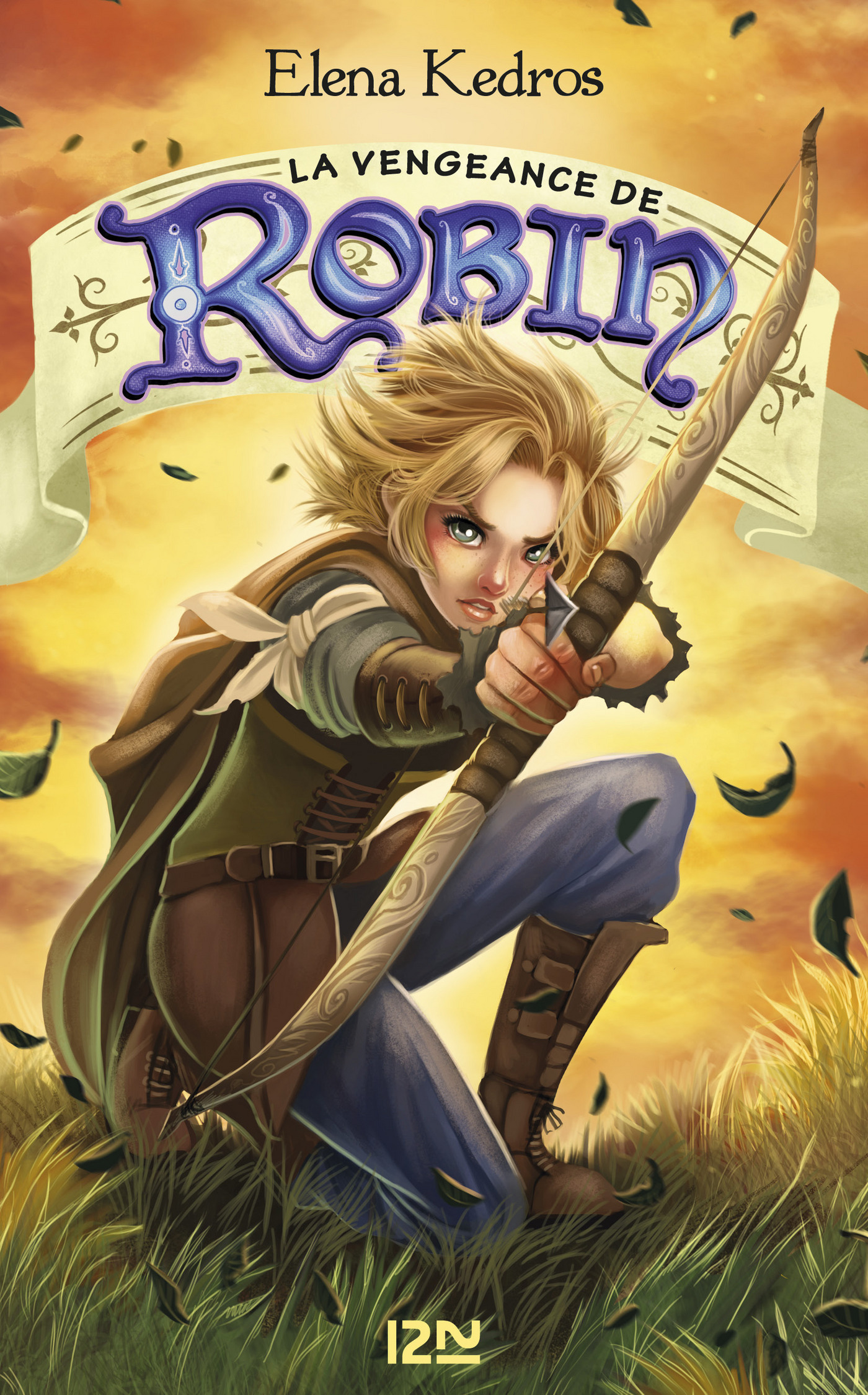 La Vengeance de Robin - tome 3 (ebook)