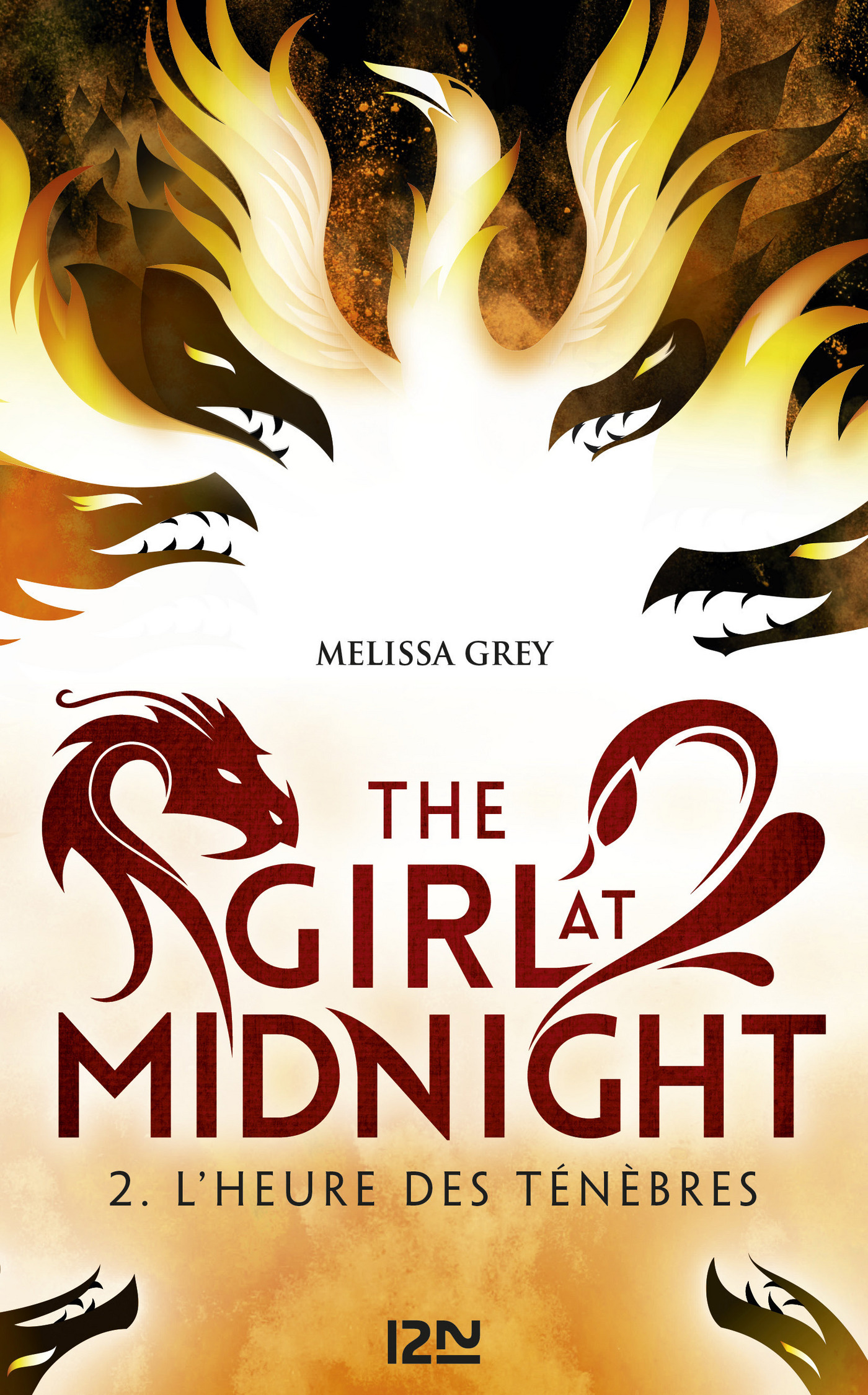 The Girl at Midnight - tome 2 : L'heure des ténèbres (ebook)
