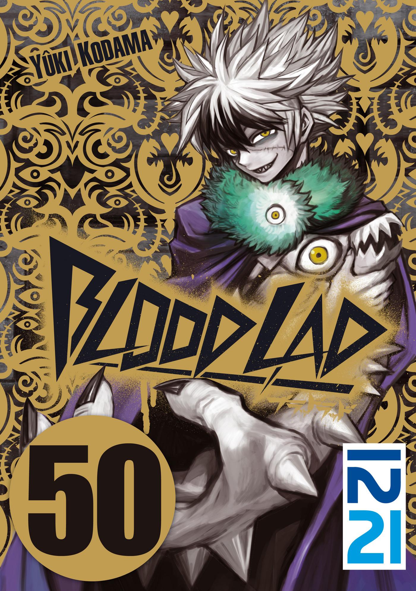 Blood Lad - chapitre 50