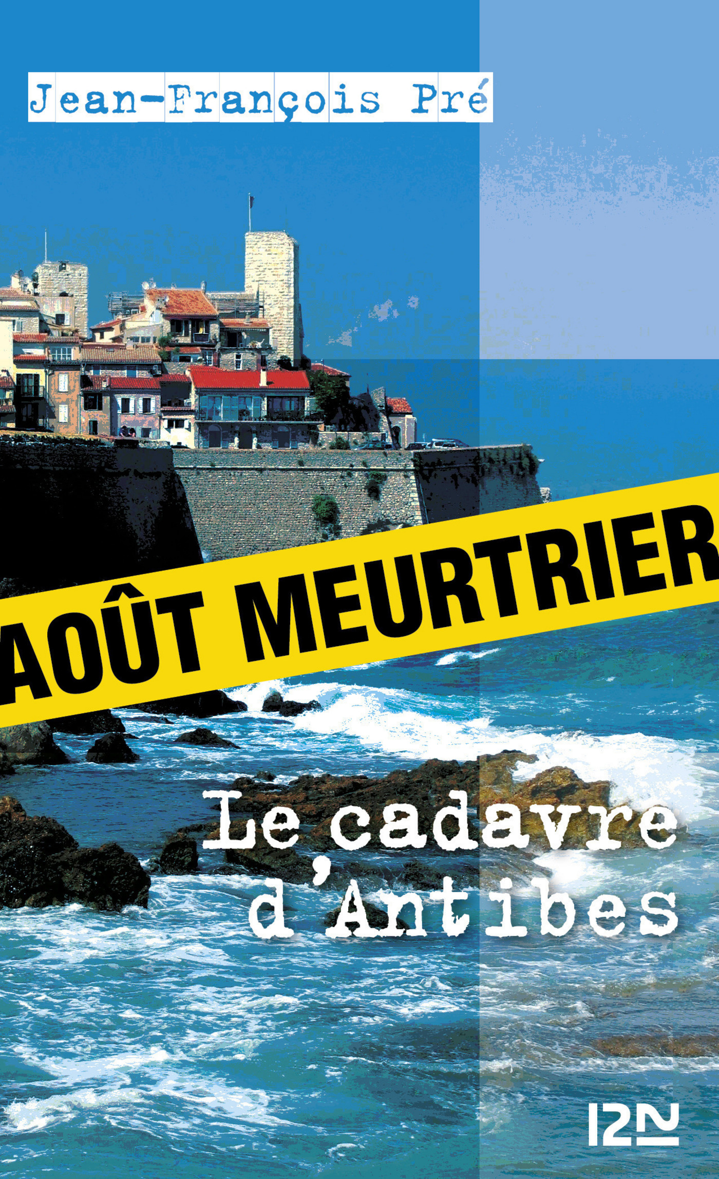 Le cadavre d'Antibes (ebook)