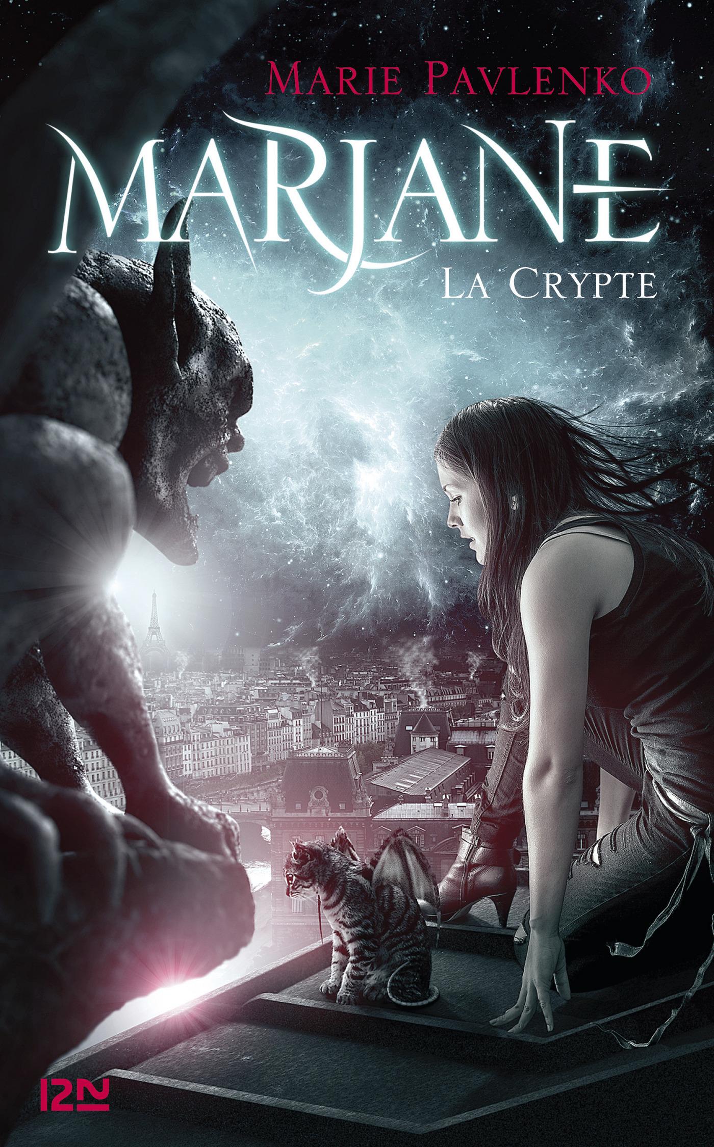 Marjane - tome 1 : La Crypte (ebook)