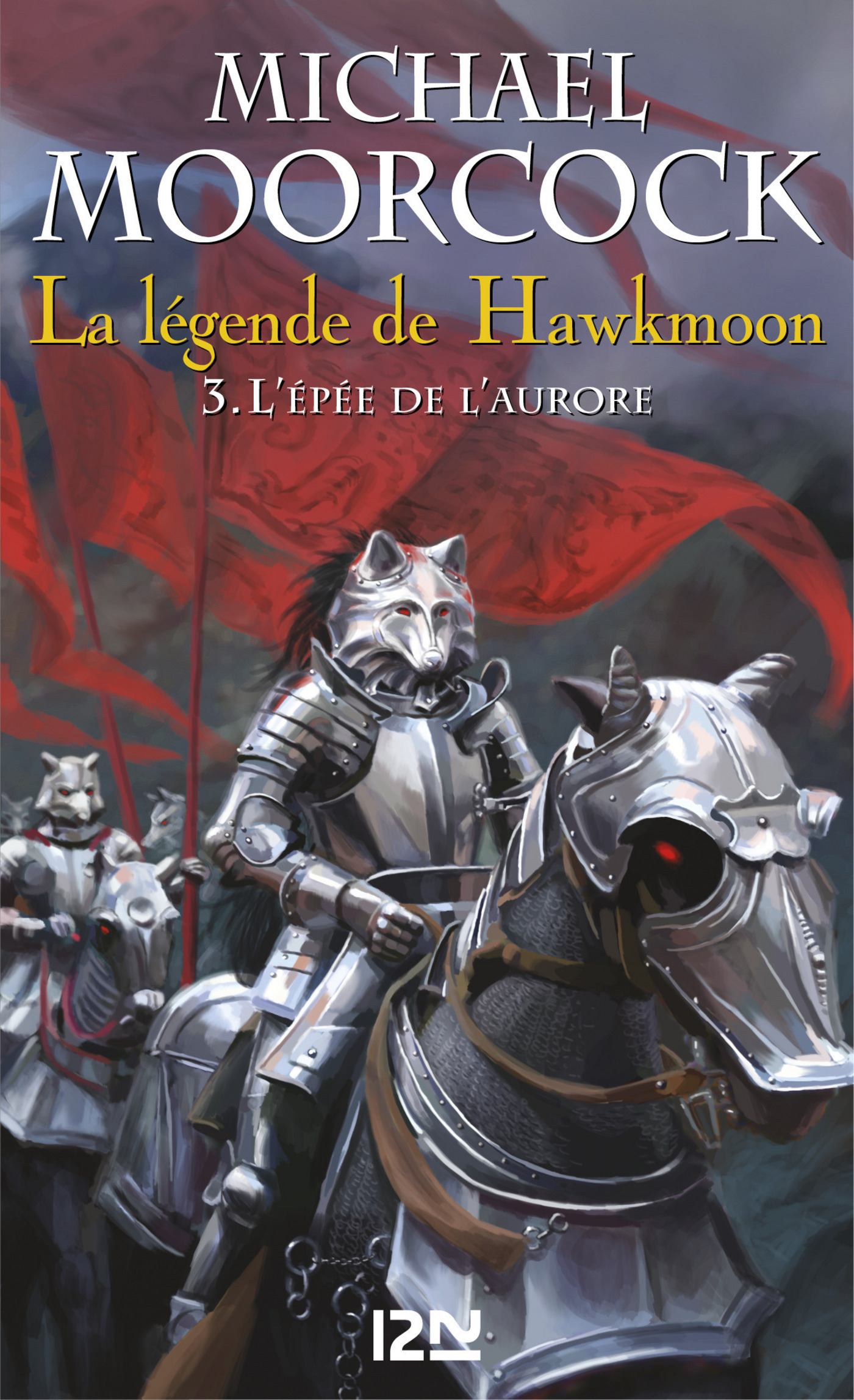La légende de Hawkmoon - tome 3 (ebook)