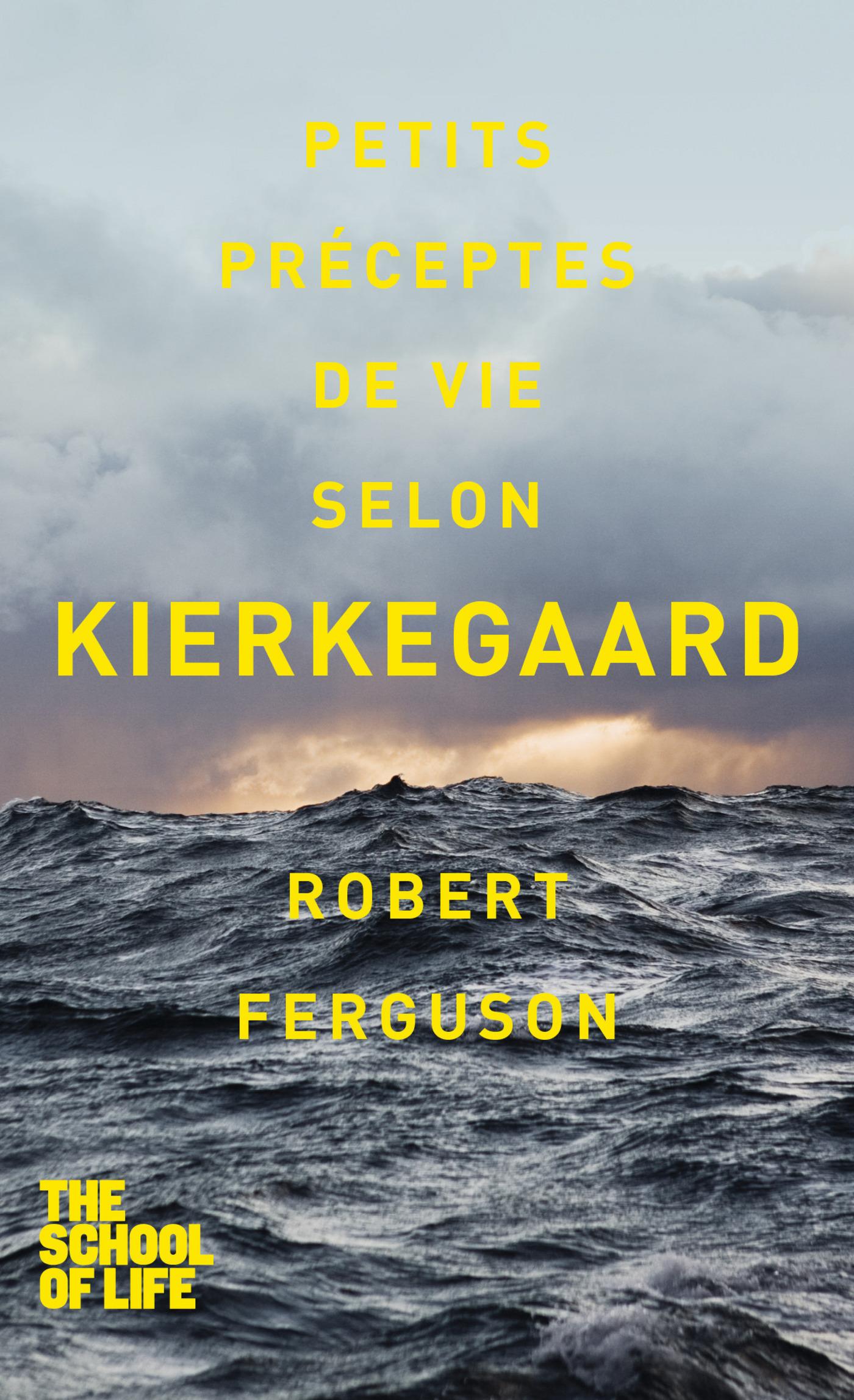 Petits préceptes de vie selon Kierkegaard (ebook)