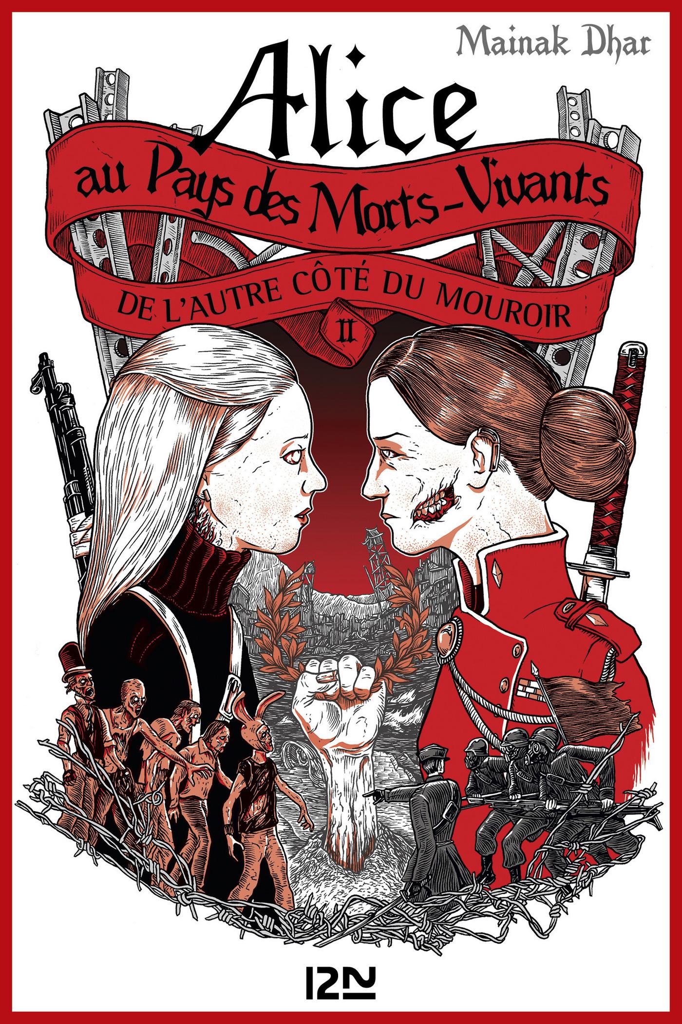 Alice au pays des morts-vivants - tome 2 : De l'autre côté du mouroir