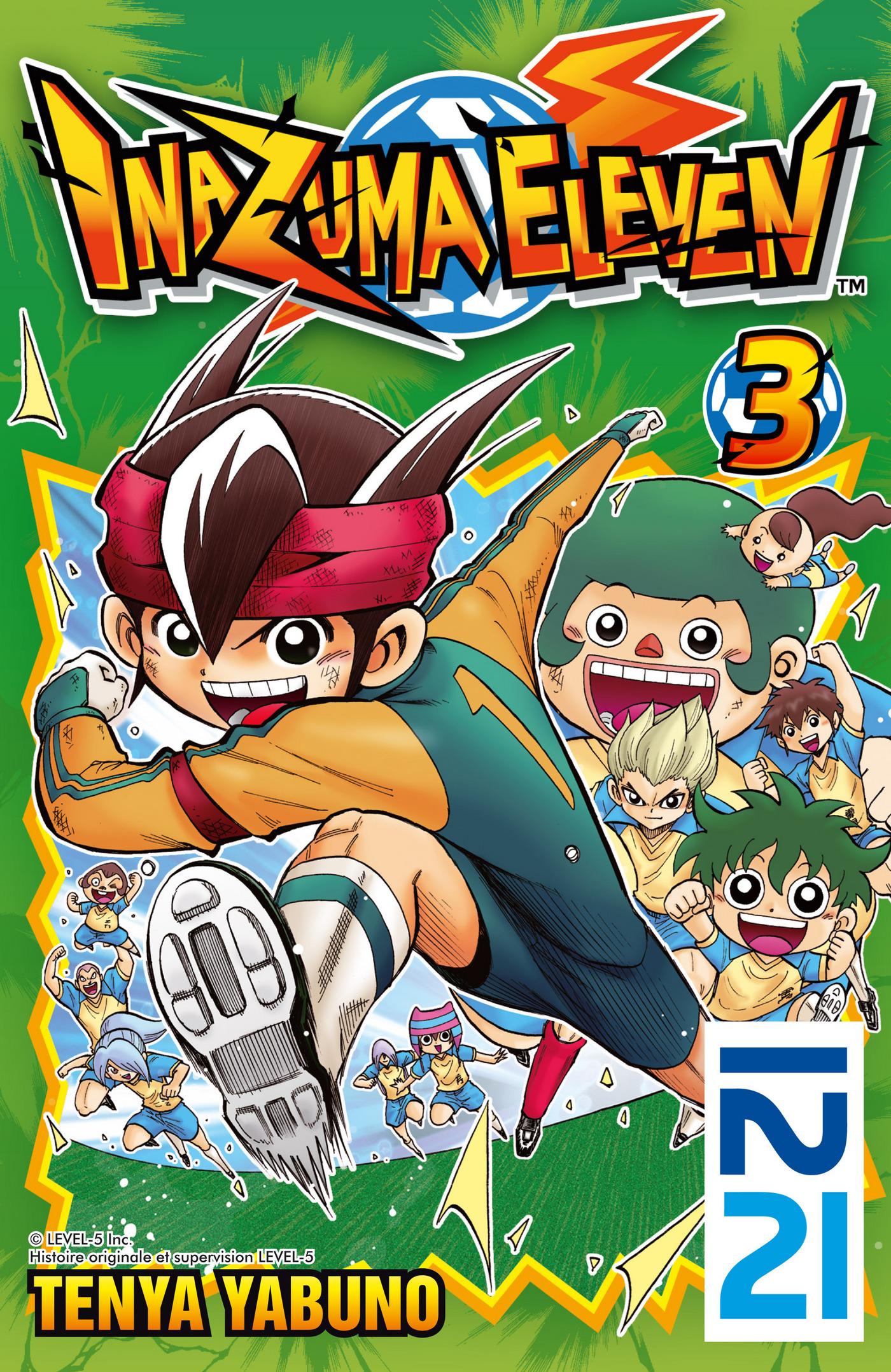 Inazuma Eleven - tome 03