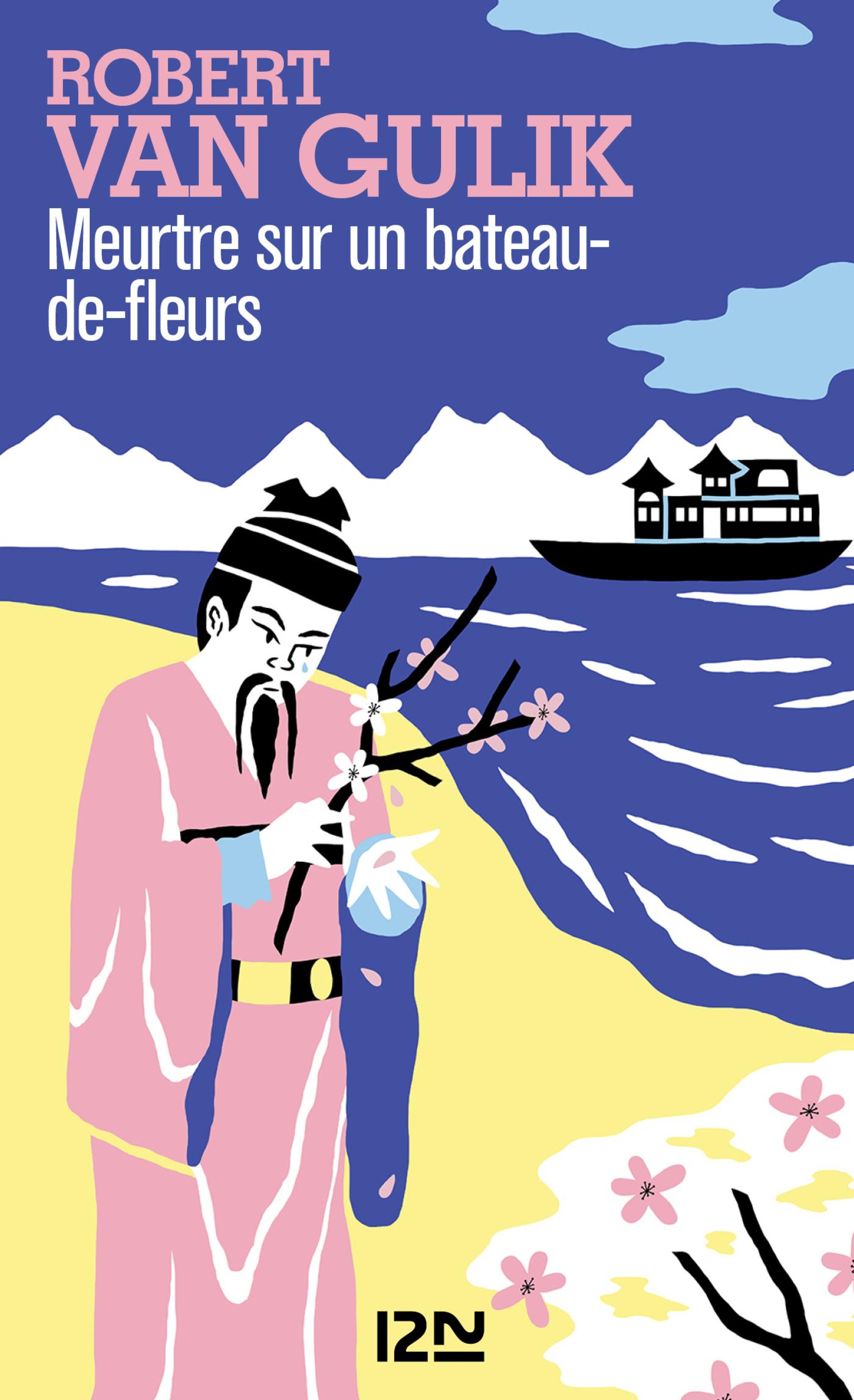 Meurtre sur un bateau-de-fleurs (ebook)