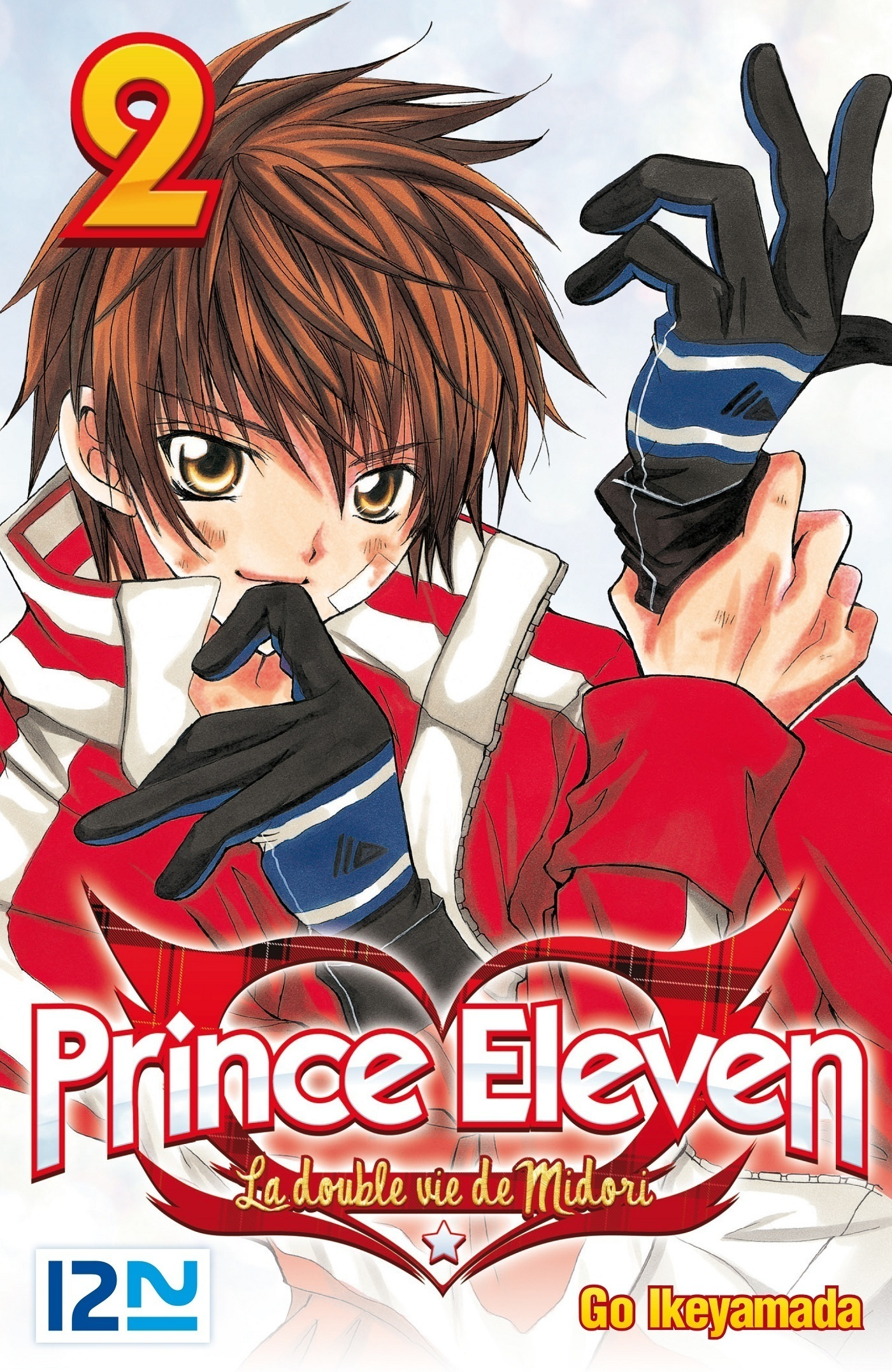 Prince Eleven - tome 02