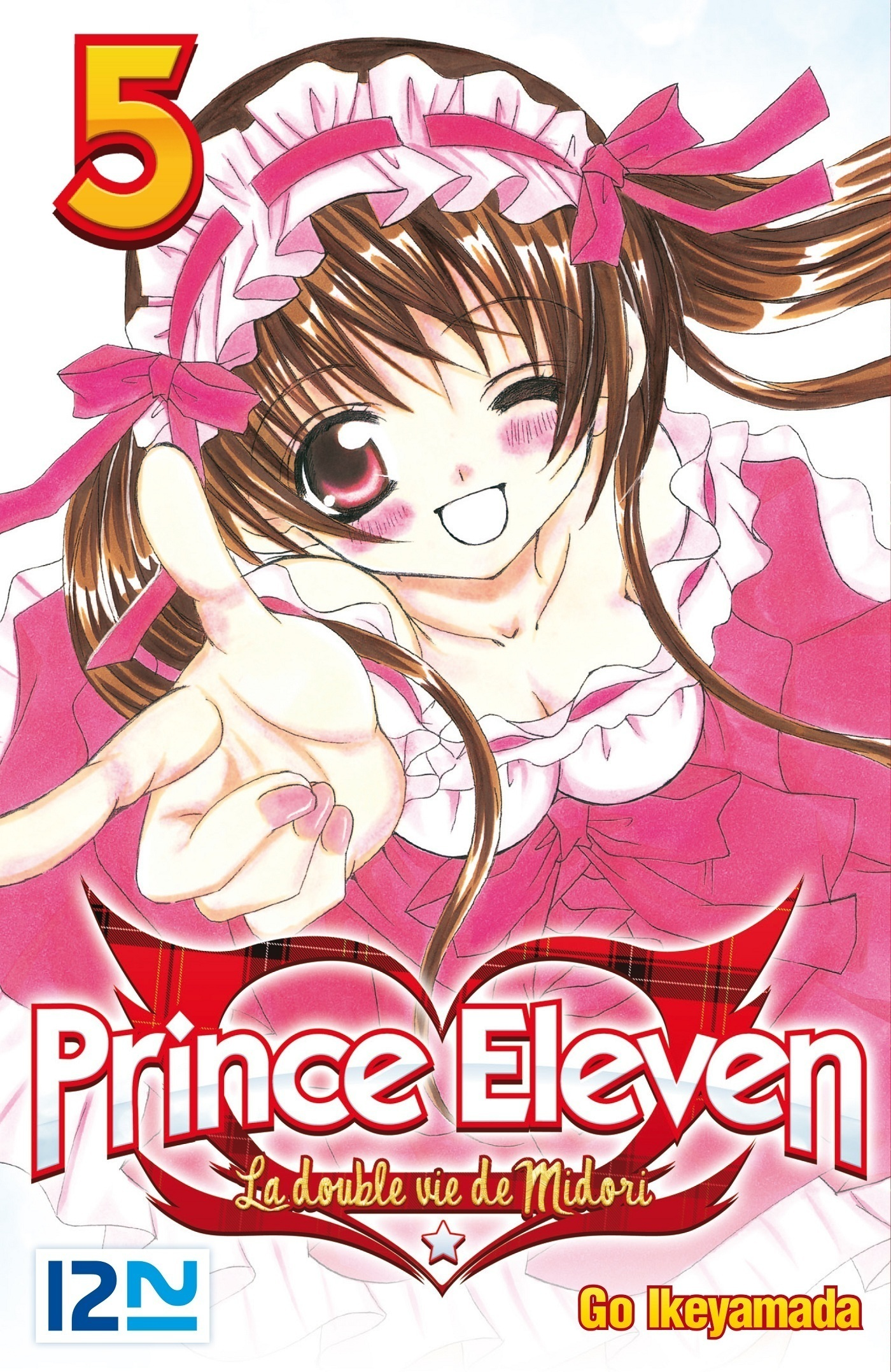Prince Eleven - tome 05