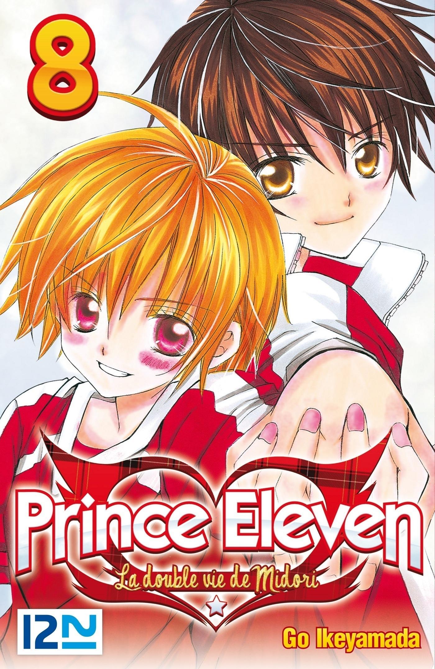 Prince Eleven - tome 08