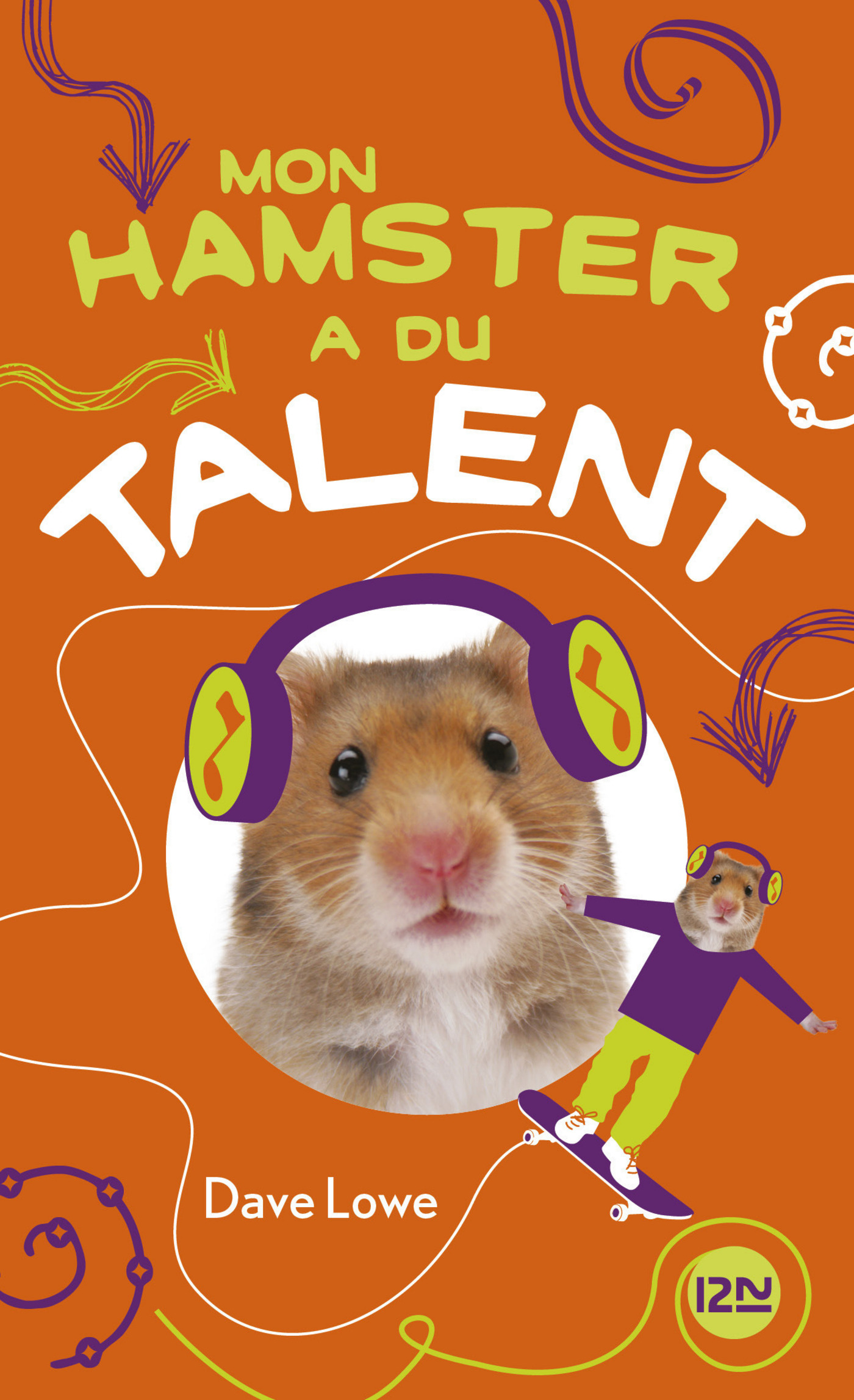 4. Mon hamster a du talent (ebook)