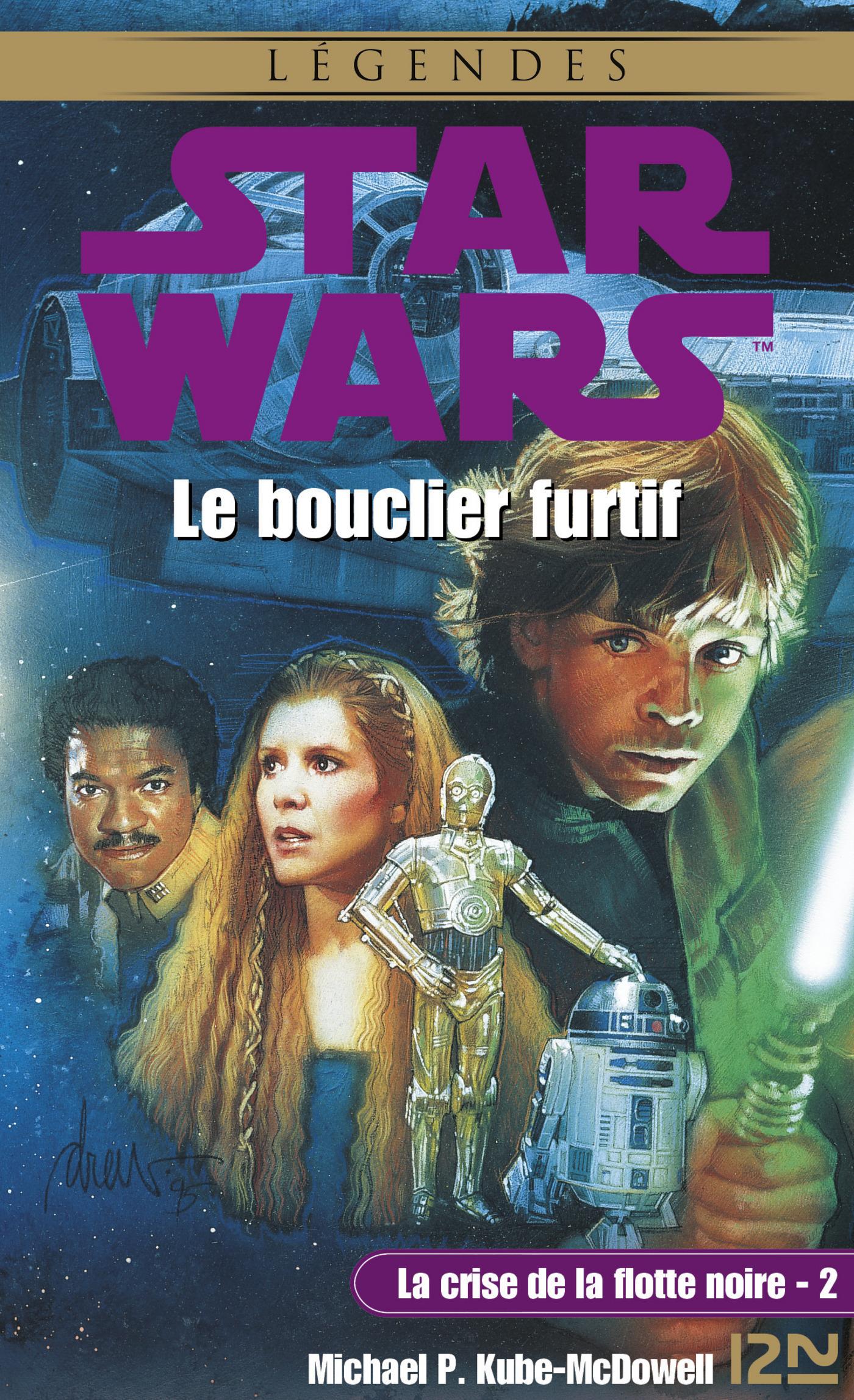 Star Wars - La crise de la flotte noire, tome 2 : Le bouclier furtif