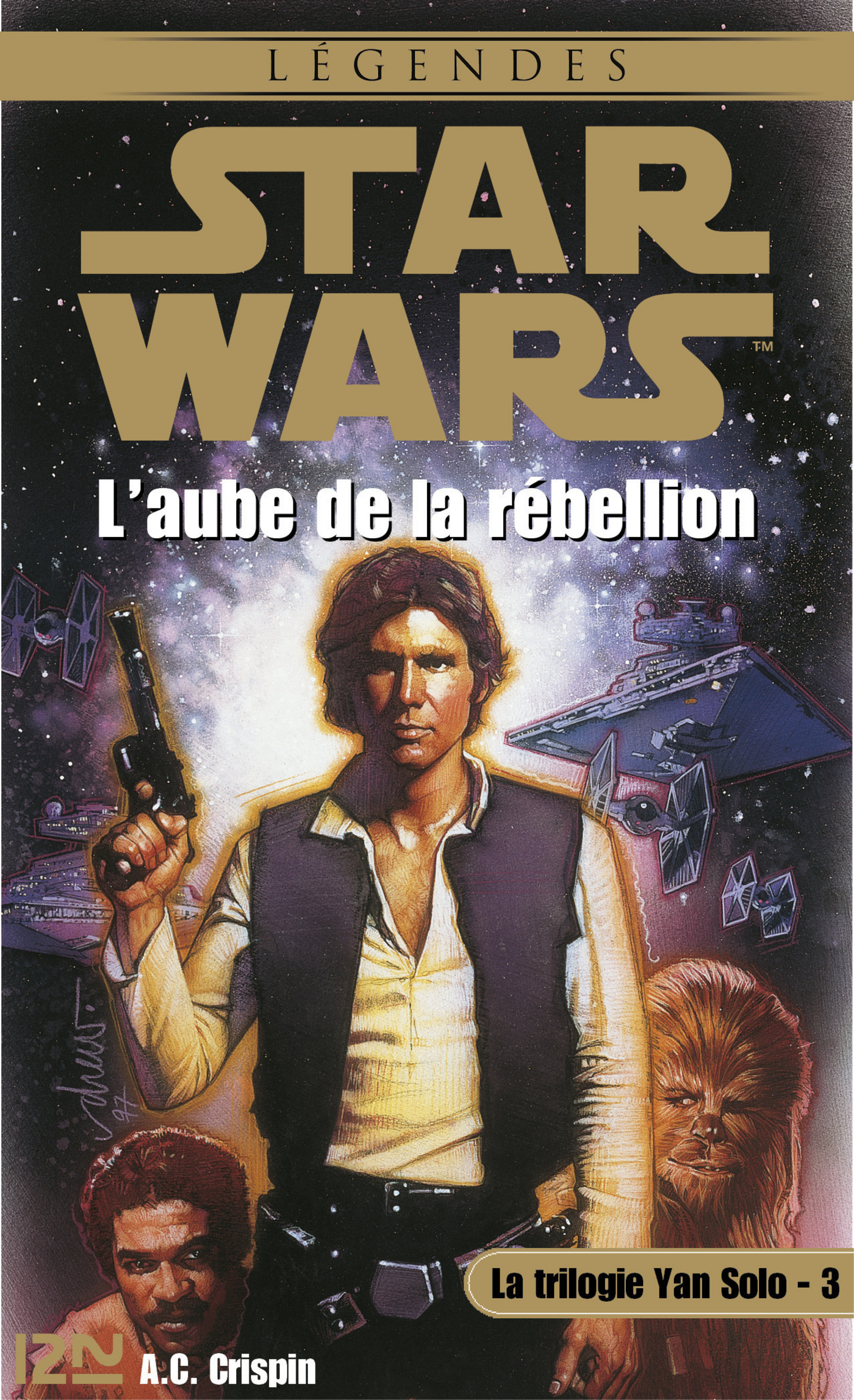 Star Wars - La trilogie Yan Solo - tome 3 (ebook)