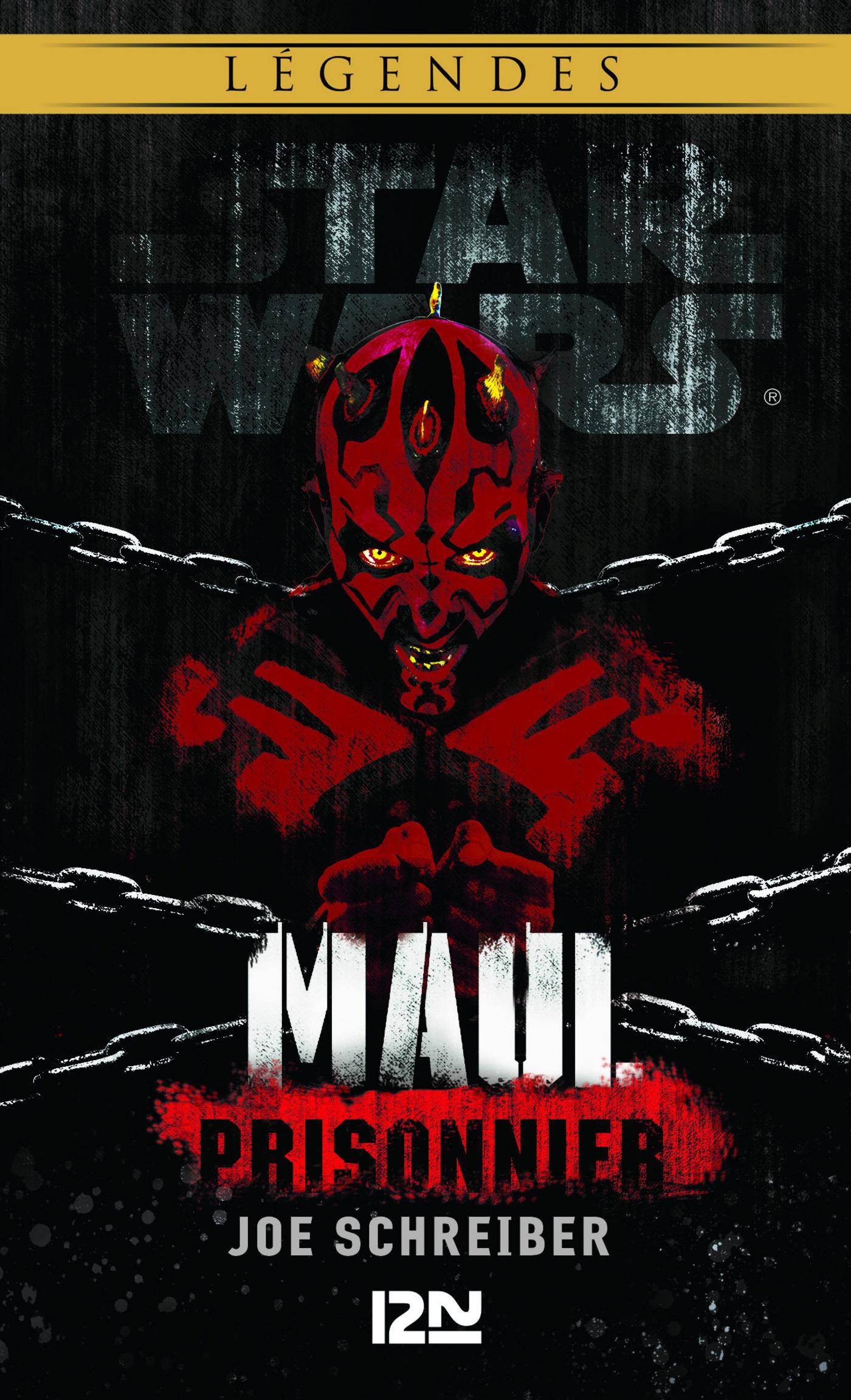 Star Wars légendes - Maul prisonnier