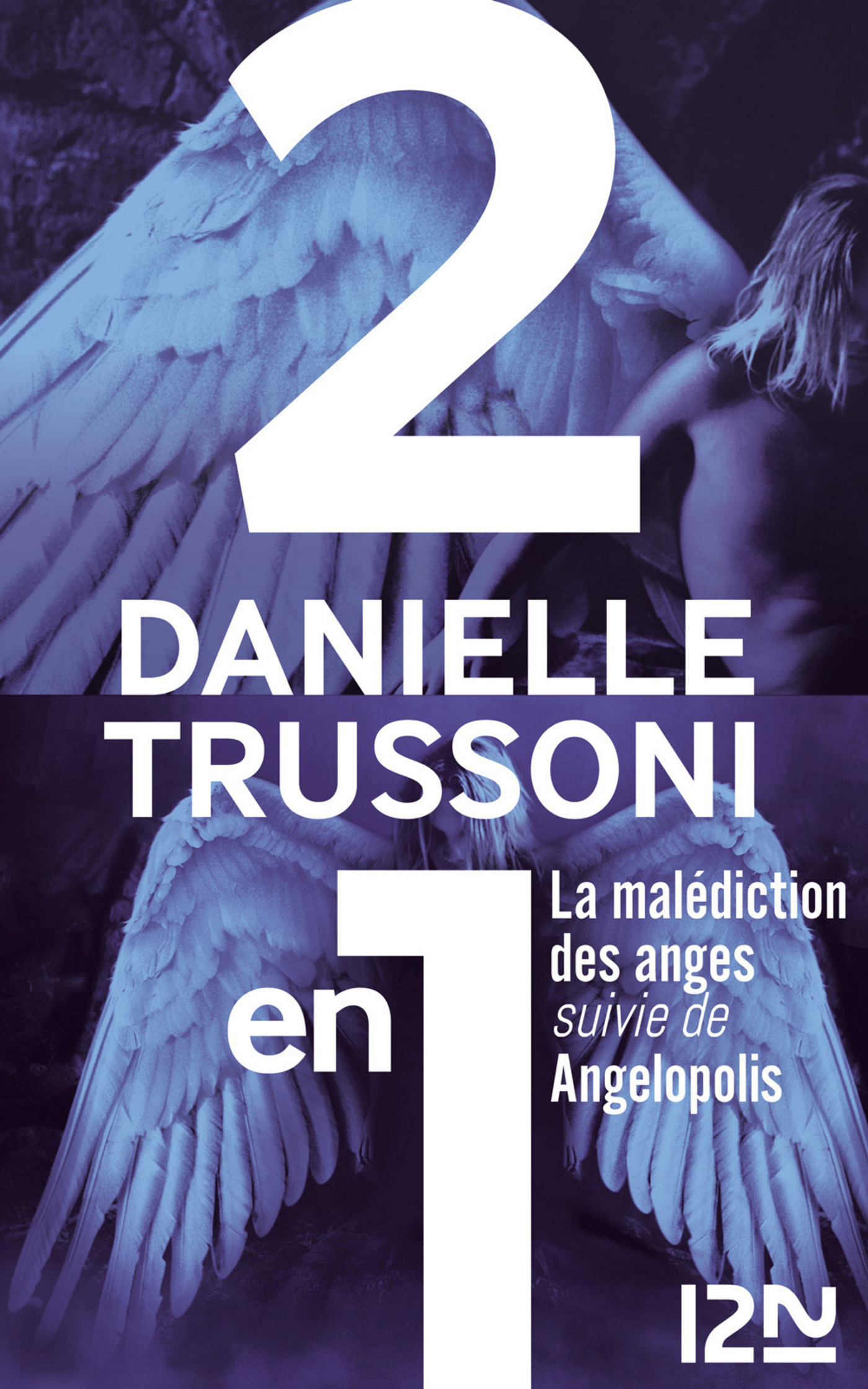 La malédiction des anges suivie de Angelopolis (ebook)