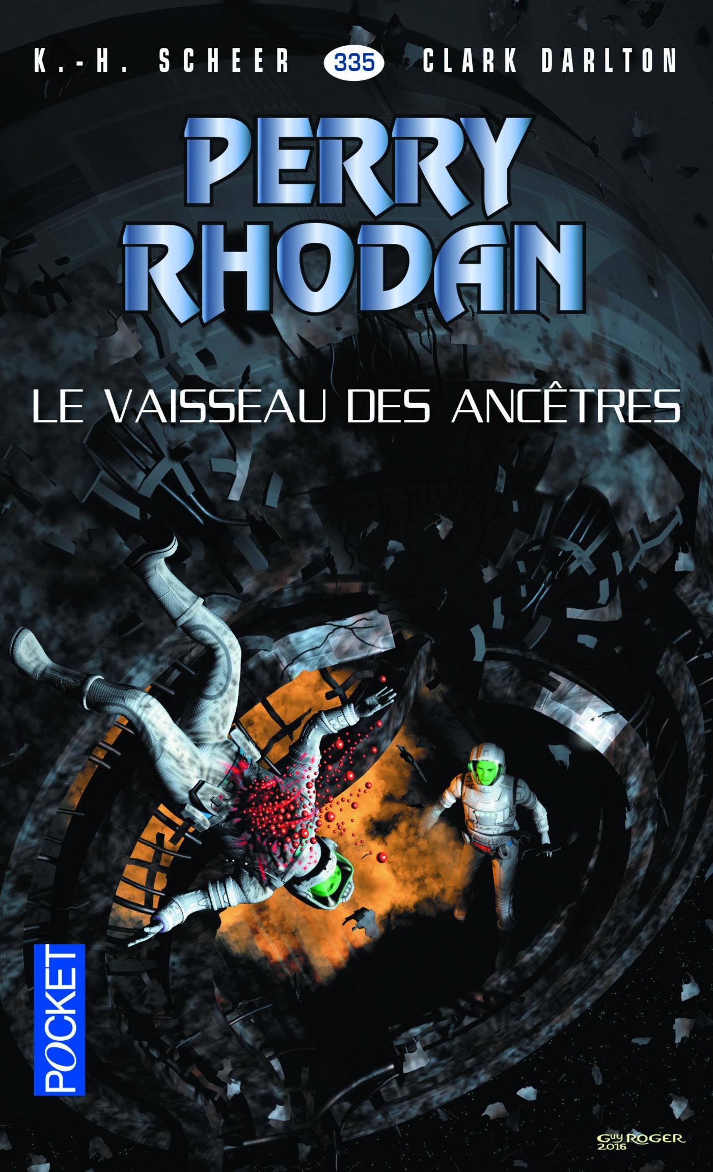 Perry Rhodan n°335 : Le Vaisseau des ancêtres