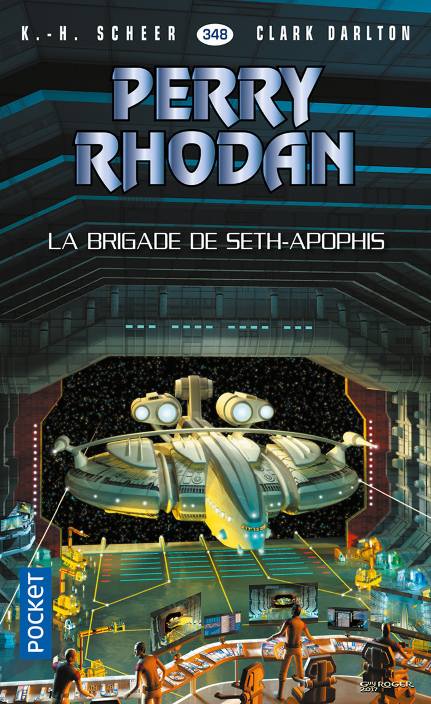 Perry Rhodan n°348 - La Brigade de Seth-Apophis