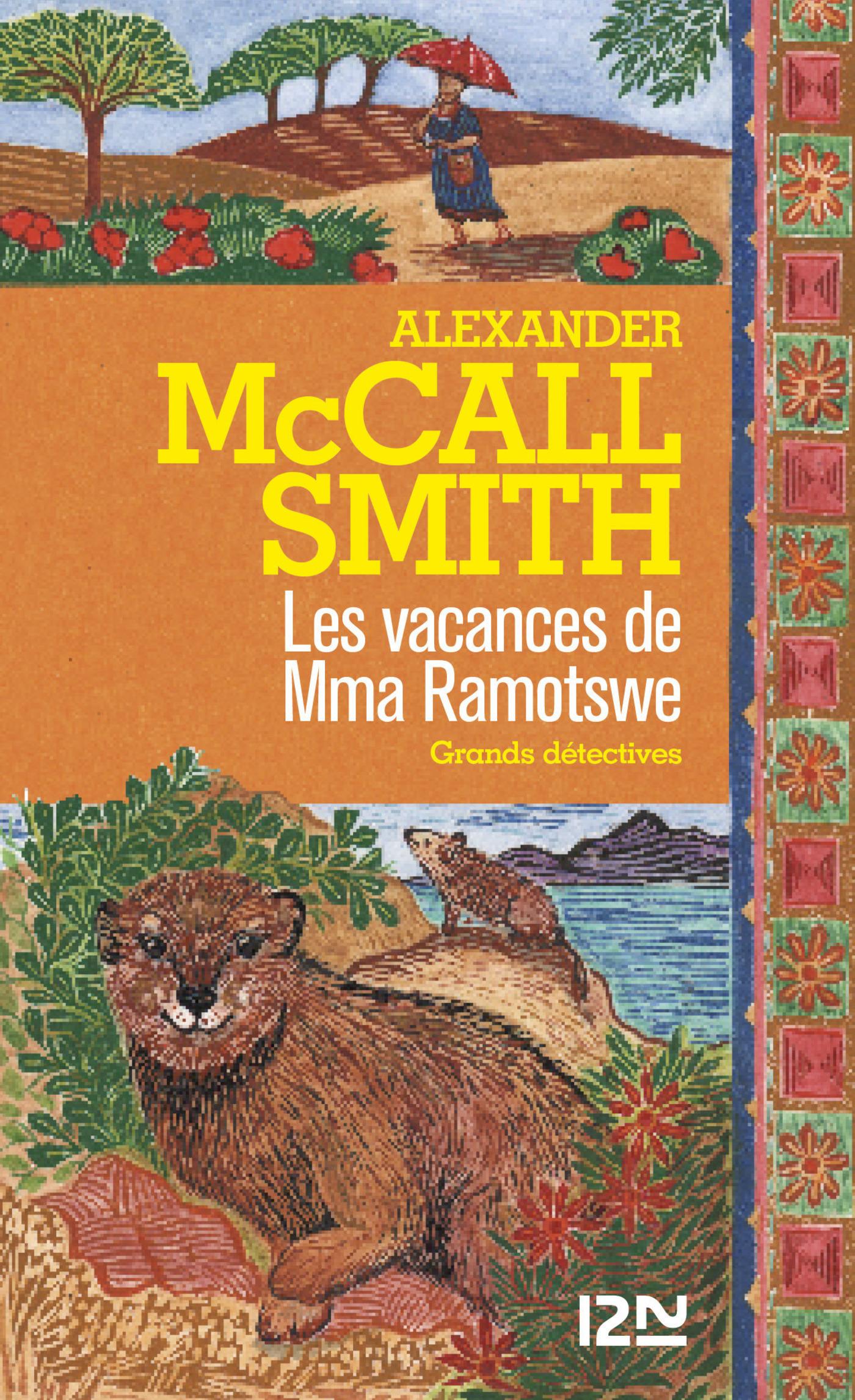 Les vacances de Mma Ramotswe (ebook)