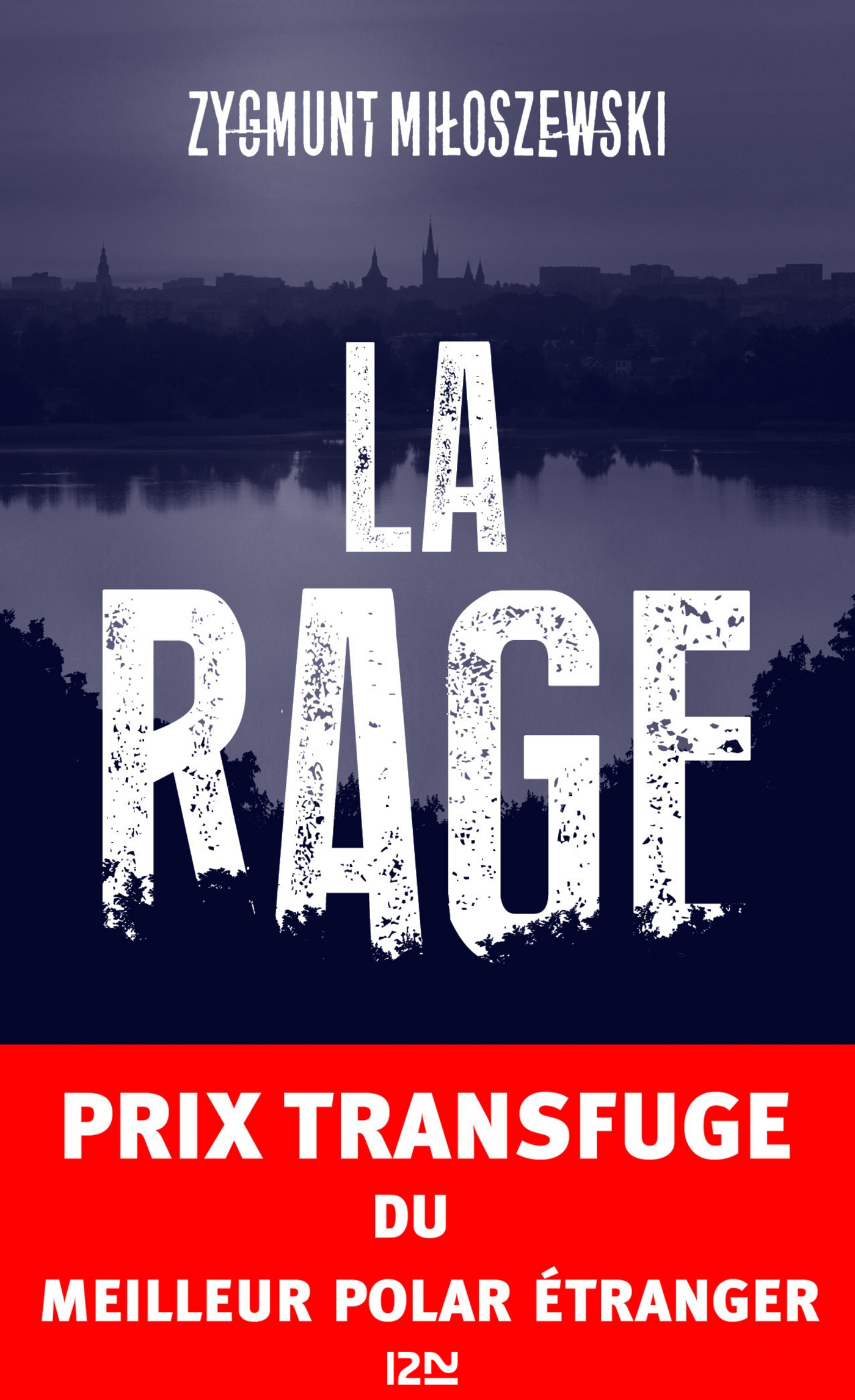 La Rage (ebook)