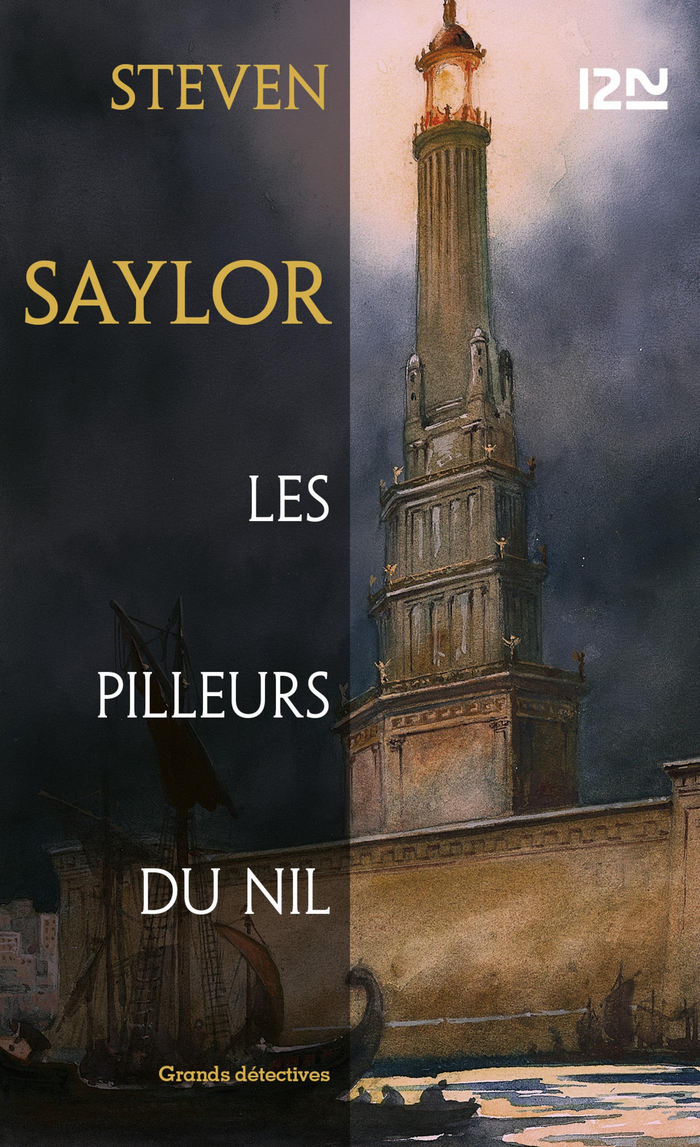 Les pilleurs du Nil (ebook)
