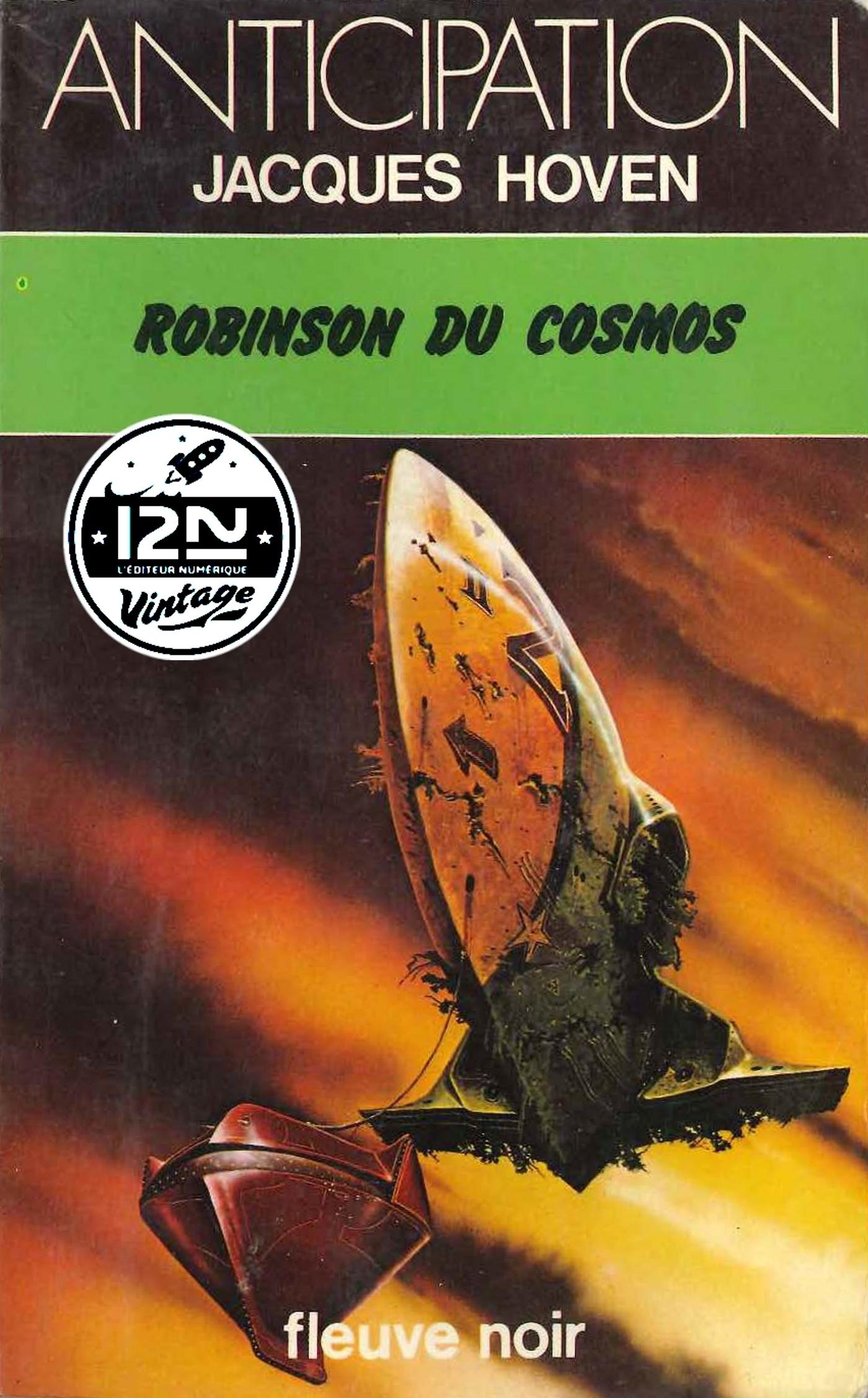 Robinson du cosmos