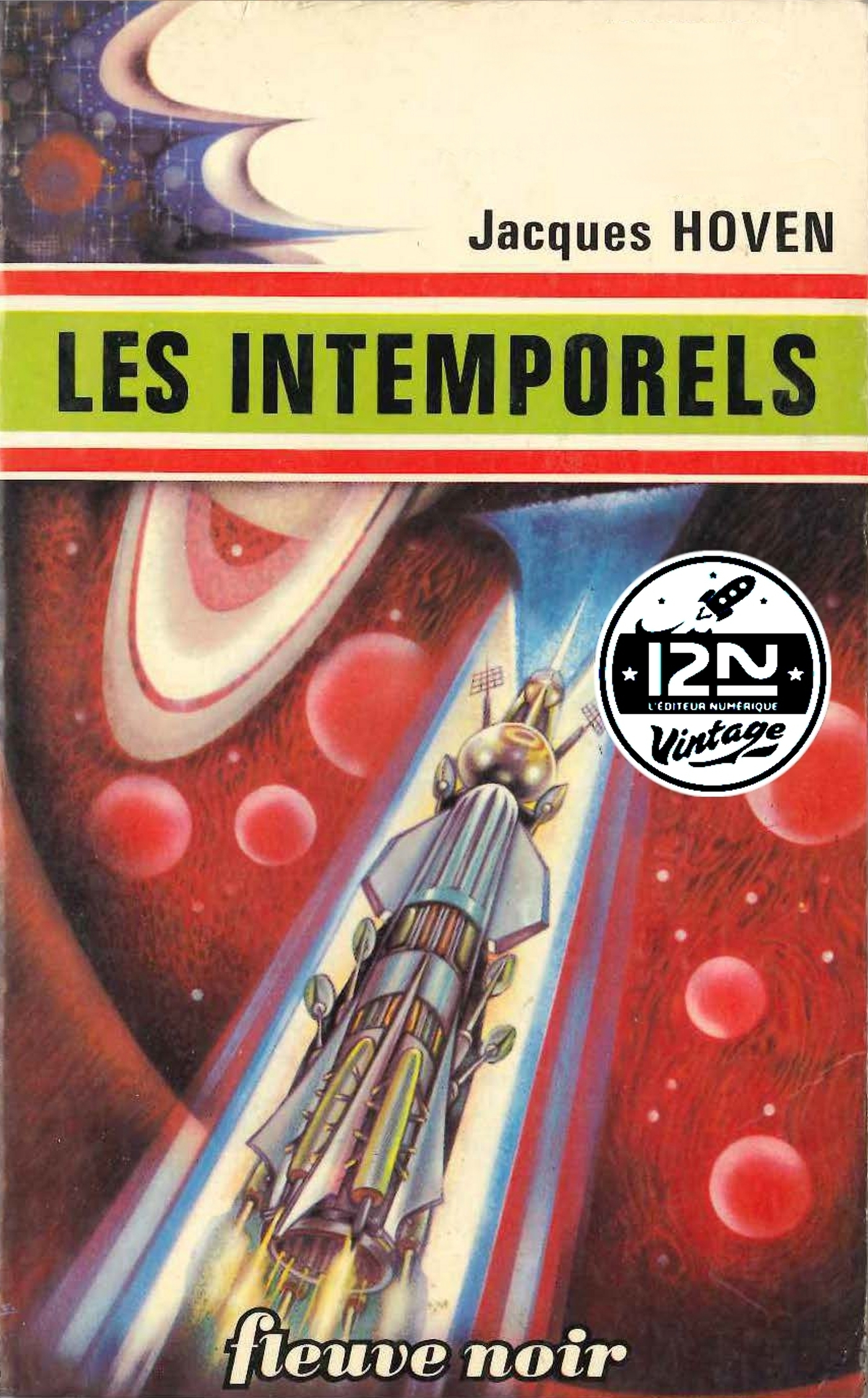 Les Intemporels (ebook)